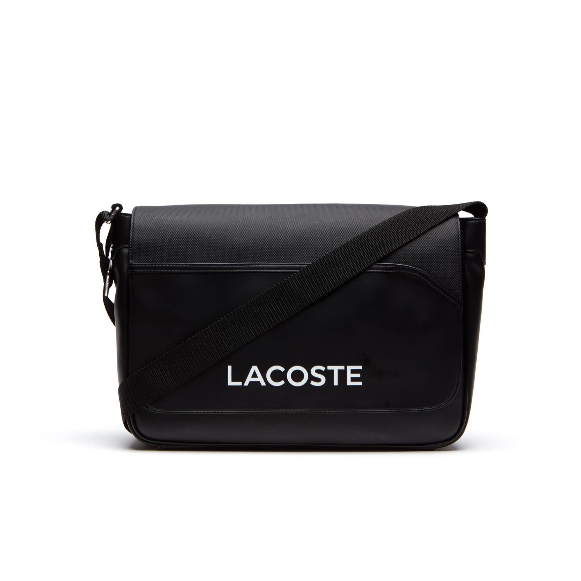 Men's Lacoste SPORT Ultimum Flap Messenger Bag