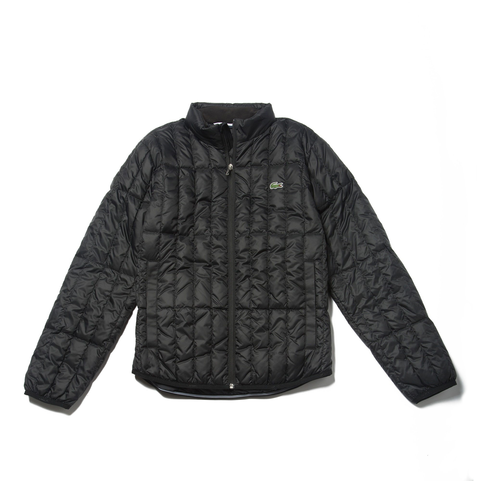 Men's Lightweight Built-in Hood Quilted Down Packable Jacket