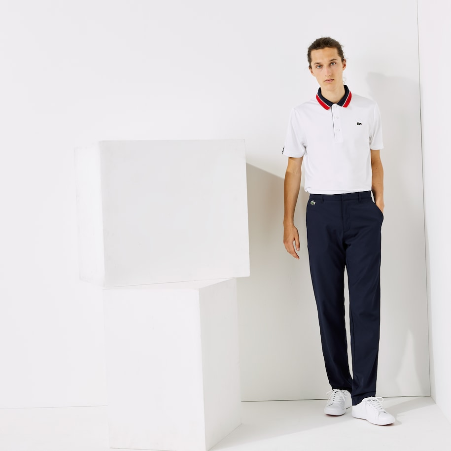 Men's Lacoste SPORT Breathable Stretch Golf Pants