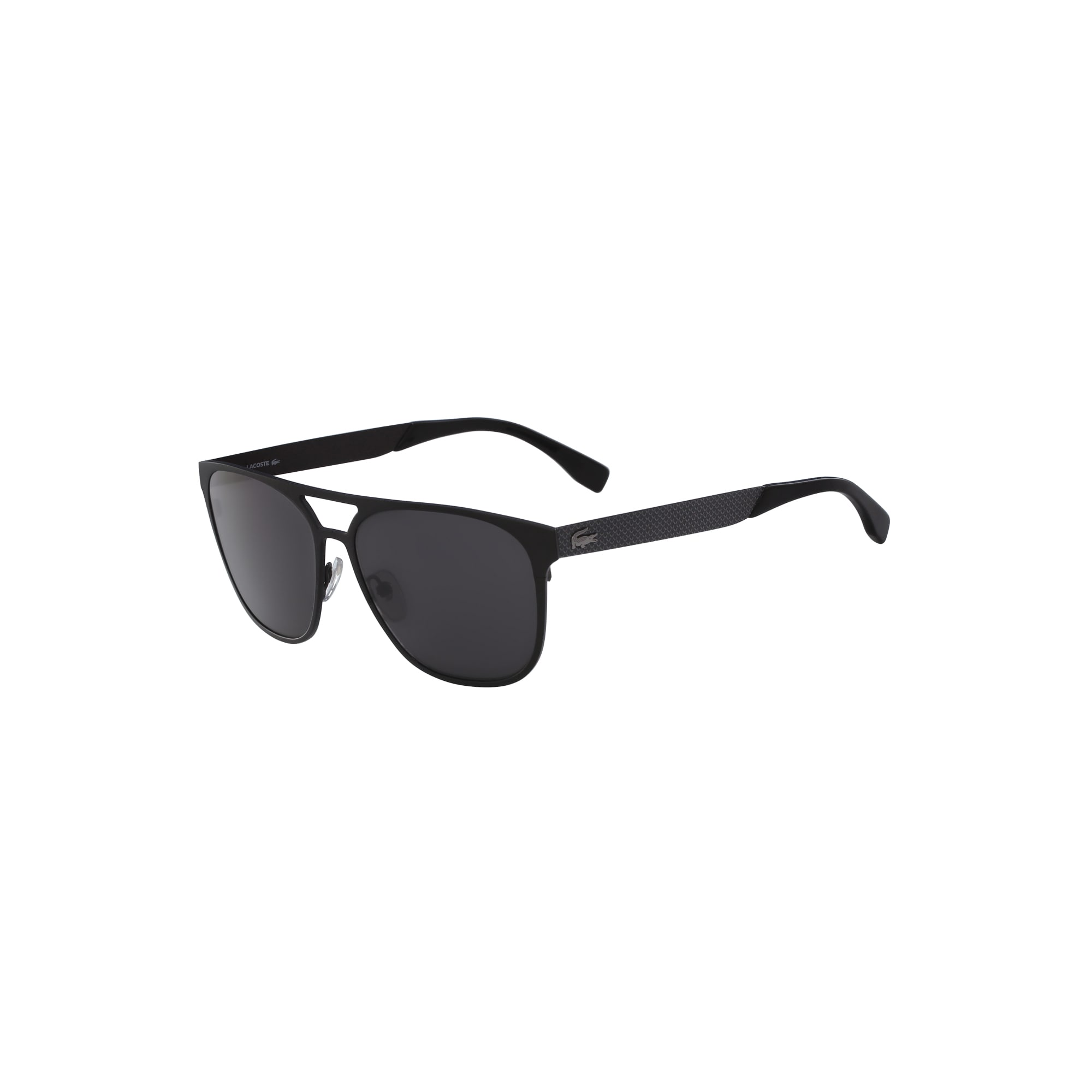 Male Metal Square Sunglasses