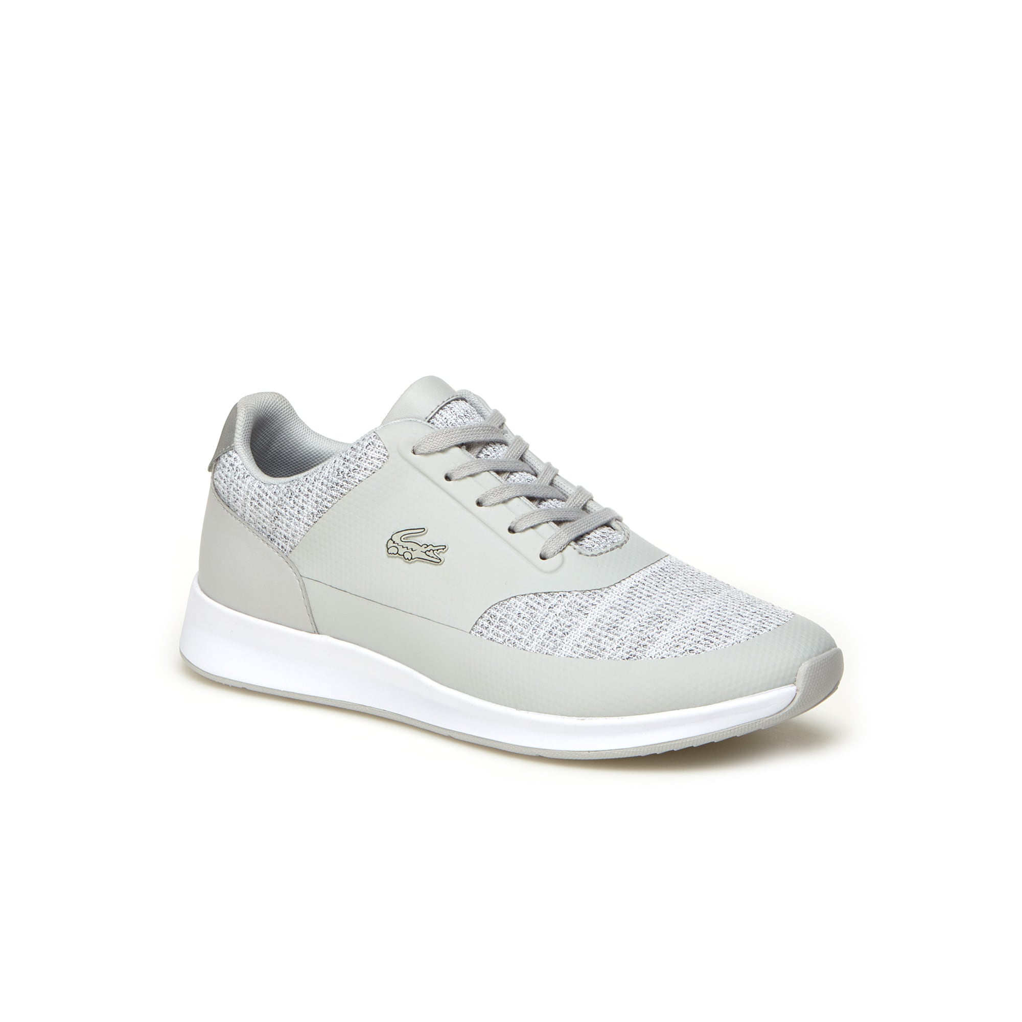 Women's Chaumont Lace Bi-Material Lurex Sneakers