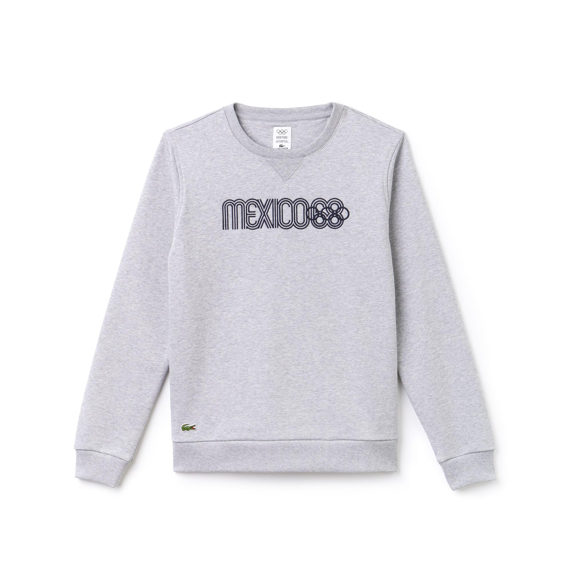 Men's SPORT Mexico Héritage 1968 Embroidered Fleece Sweatshirt