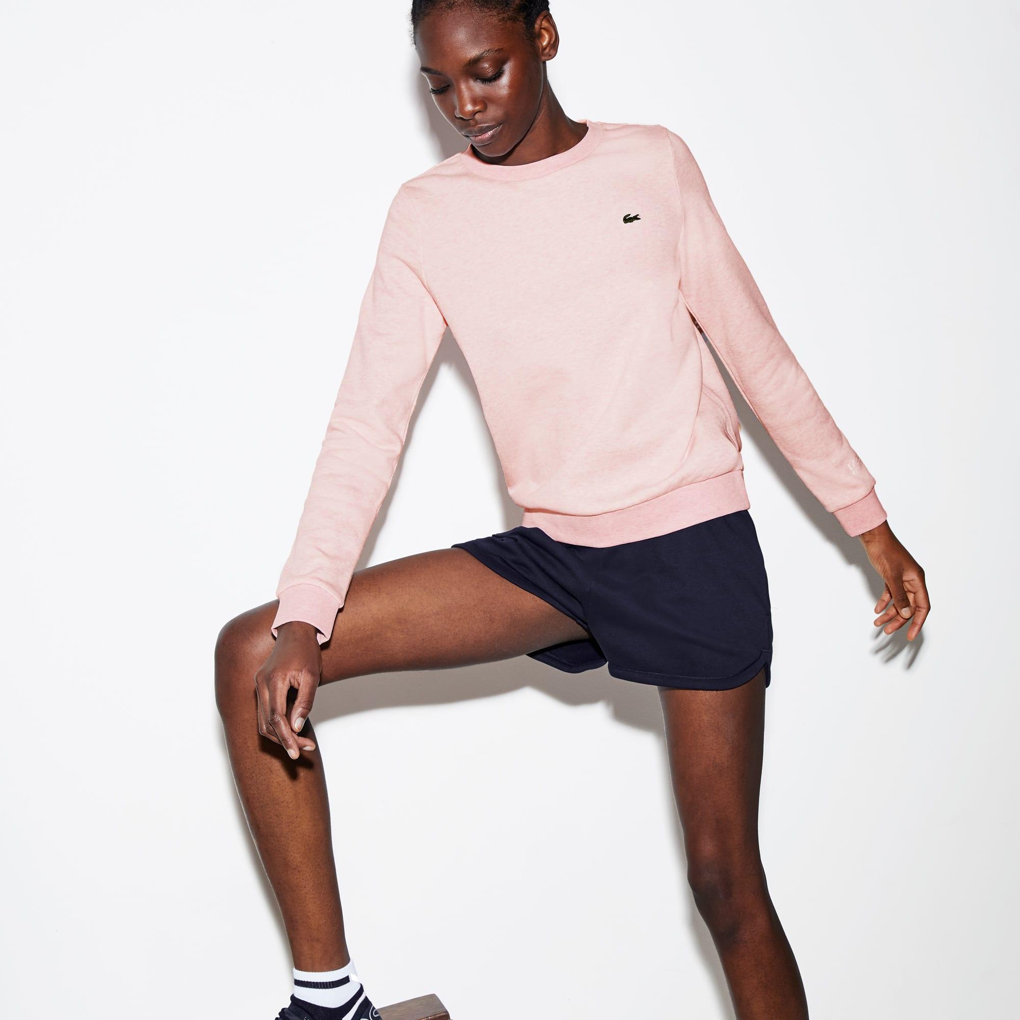 Women's  SPORT Tennis Cotton Fleece Sweatshirt
