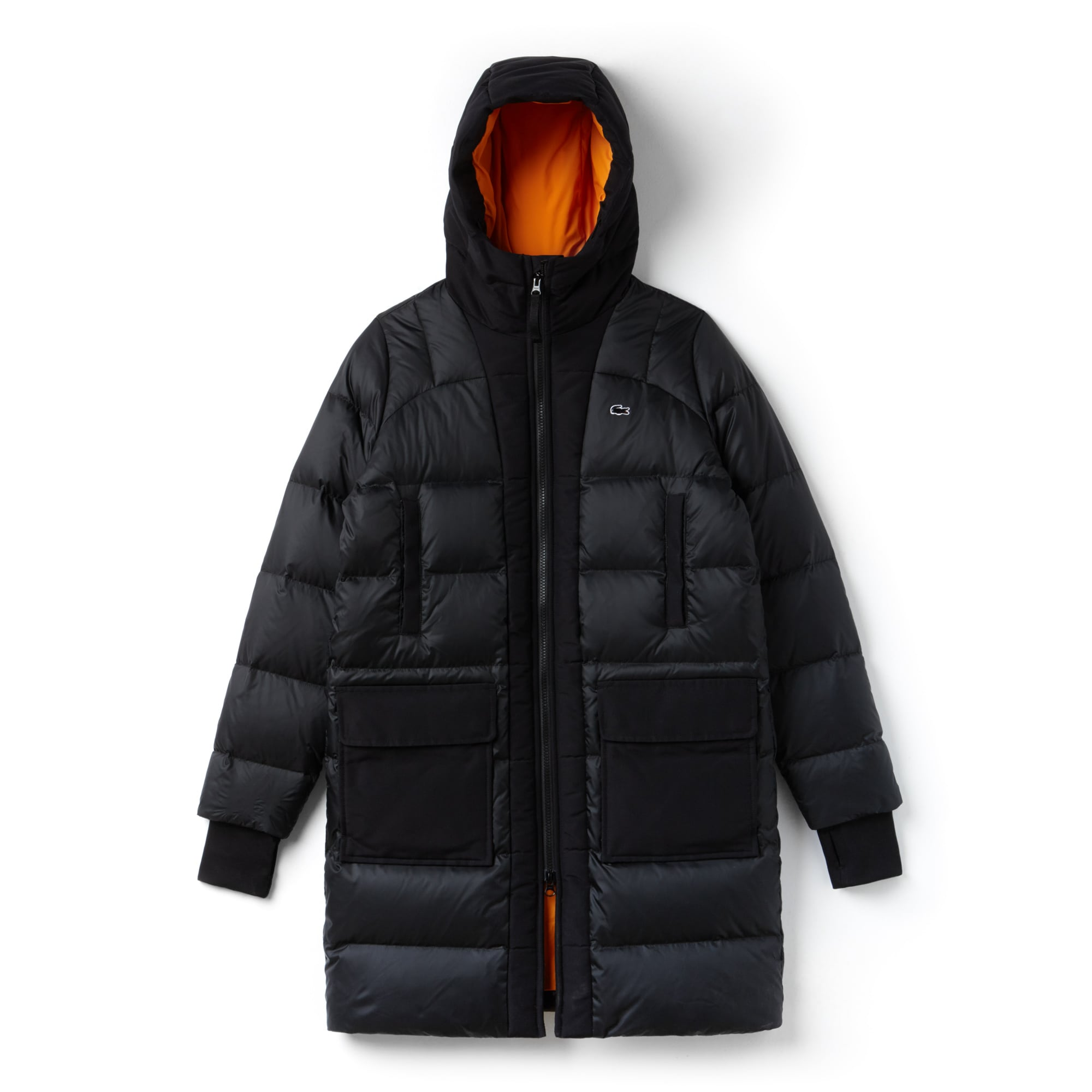 Women's  LIVE Hooded Quilted Coat