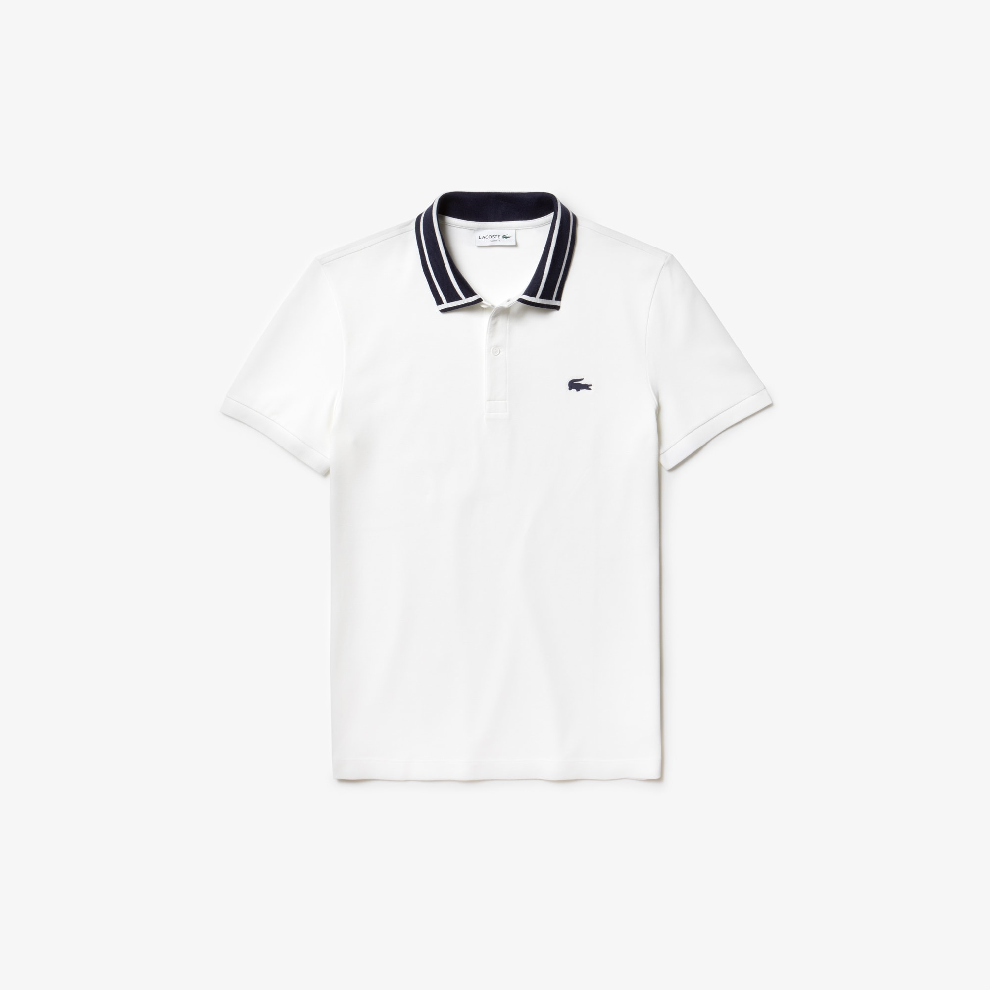 c5073b6b1c2d Men's Slim Fit Stretch Cotton Polo Shirt | LACOSTE