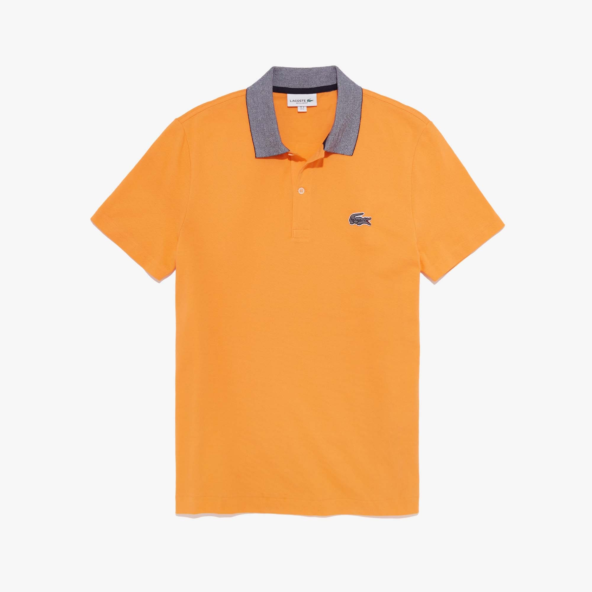 Lacoste Shorts Men's Regular Fit Short-Sleeve Polo