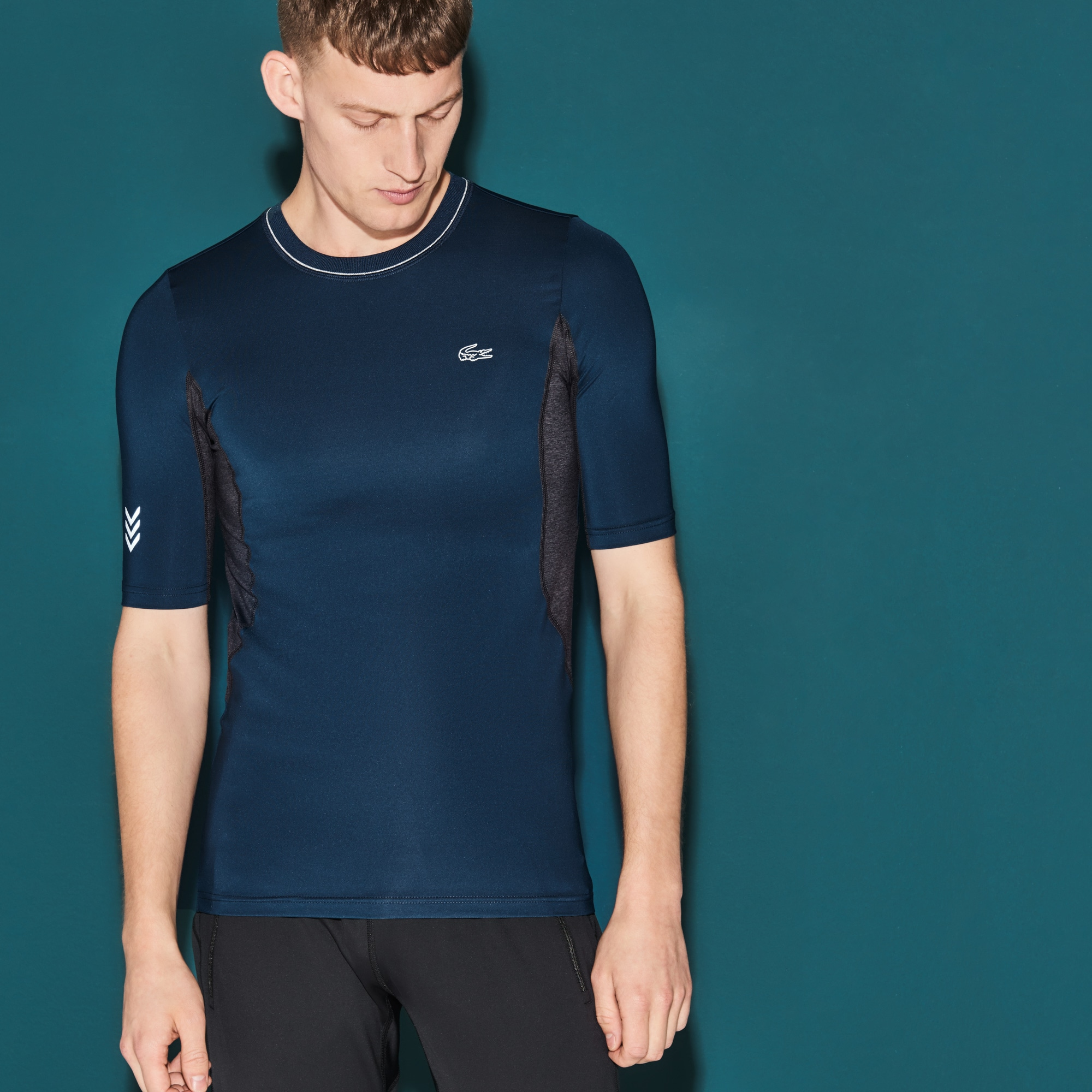 Men's SPORT Compression Tennis T-Shirt