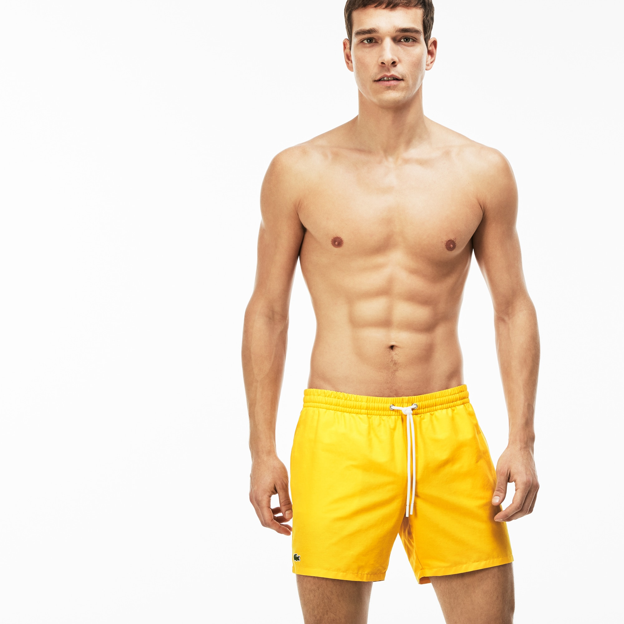 Men's Taffeta Swim Trunks