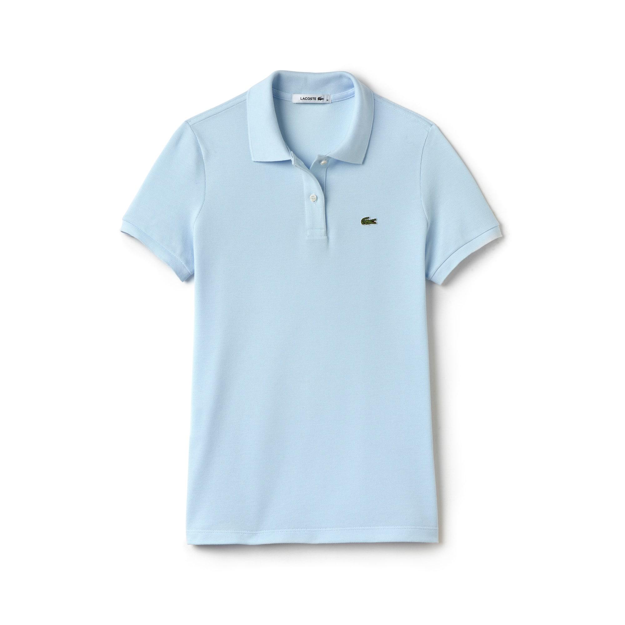 Women's Classic Fit Piqué Polo Shirt