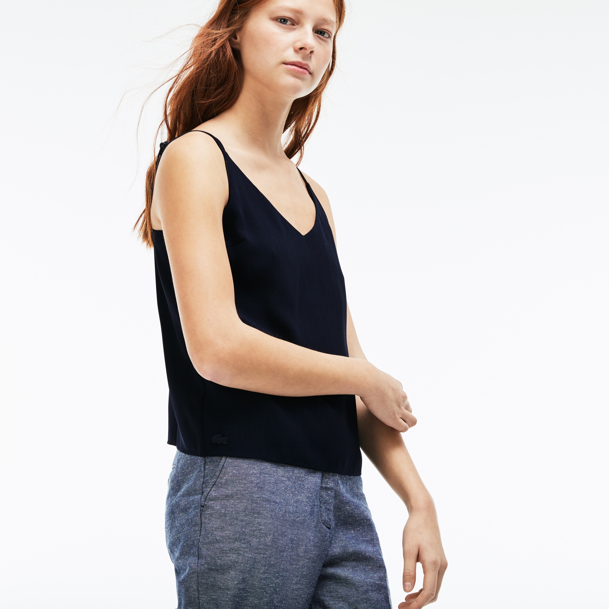 Women's LIVE Asymmetrical Straps Top