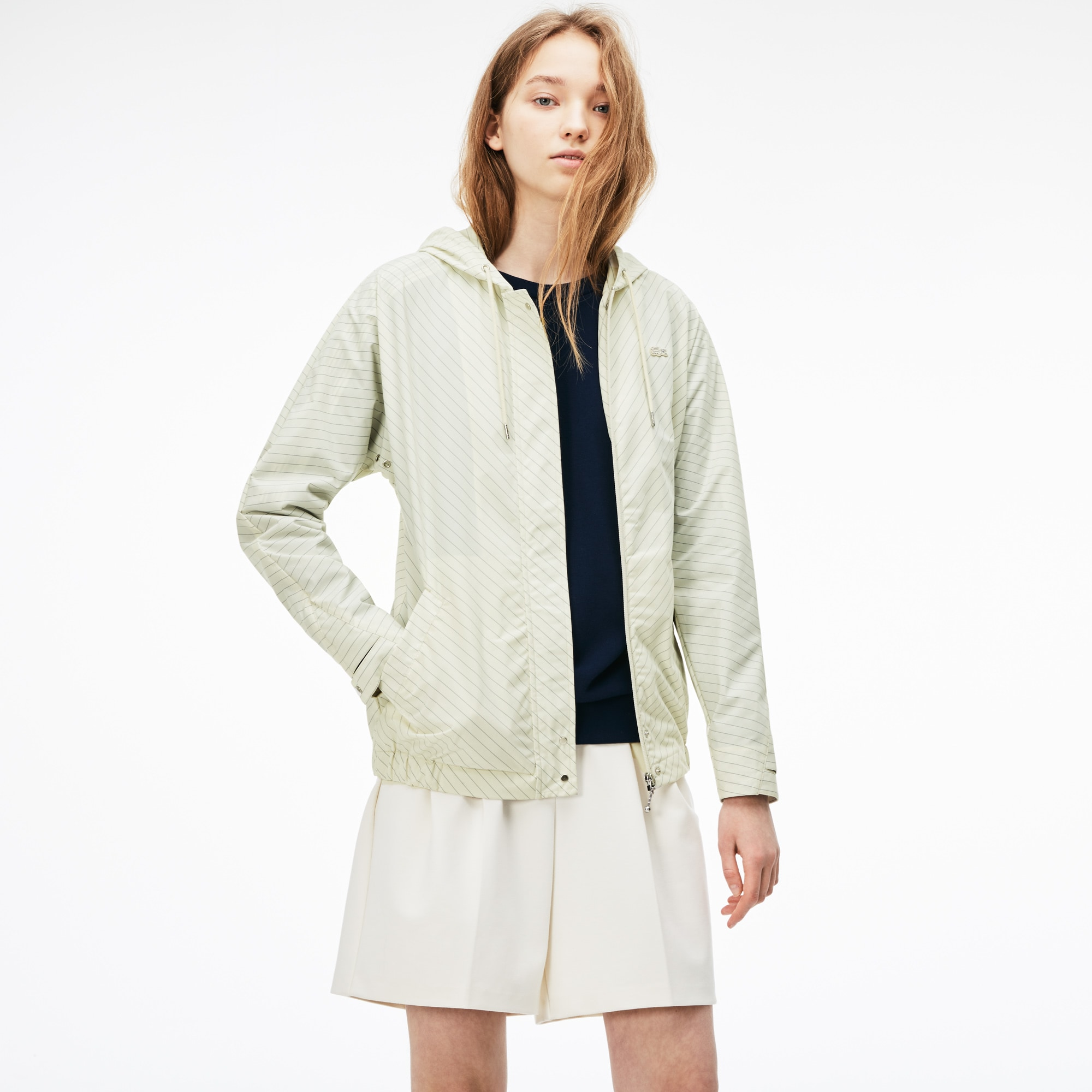 Women's Water-Resistant Windbreaker
