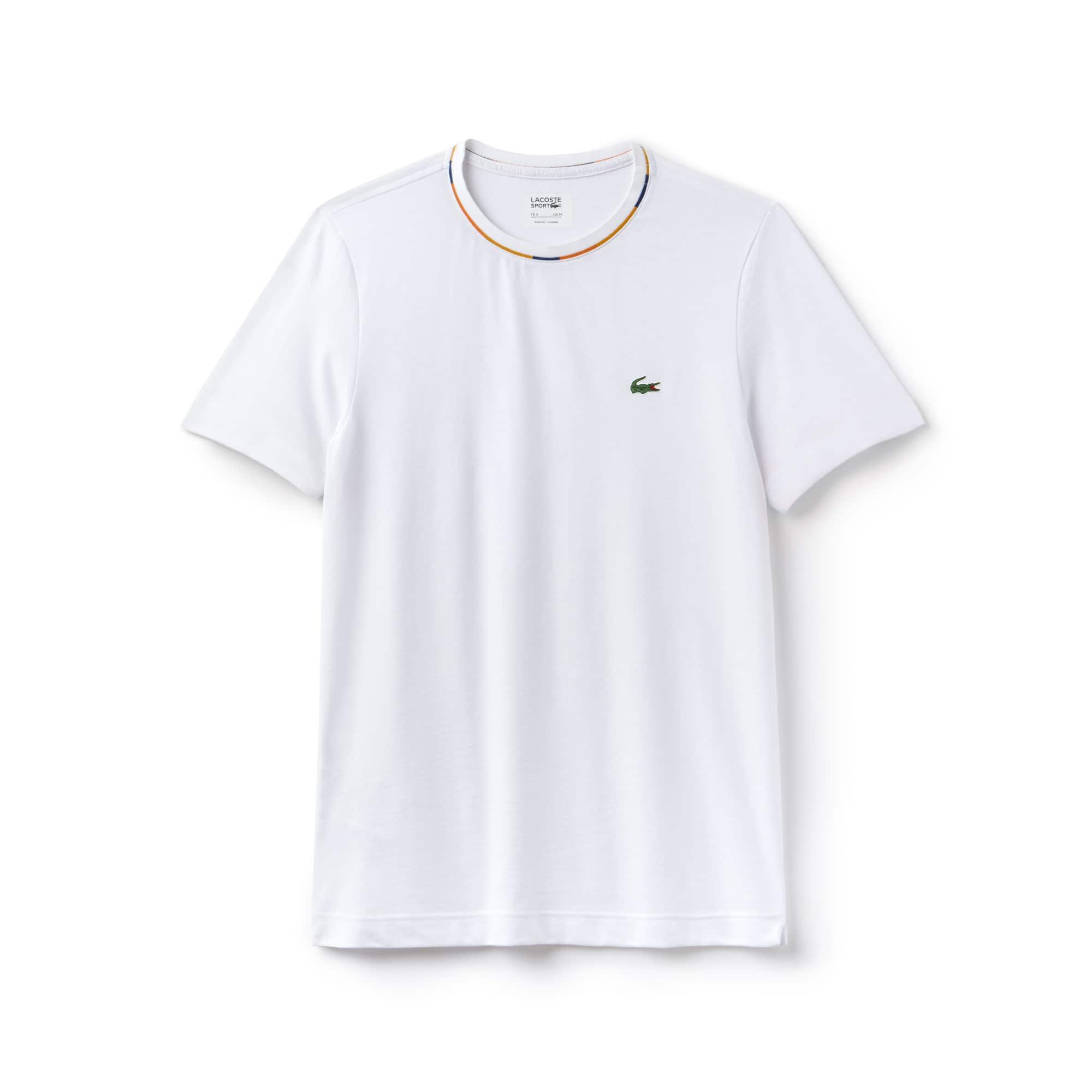 Men's SPORT Jacquard Piqué Tennis T-Shirt