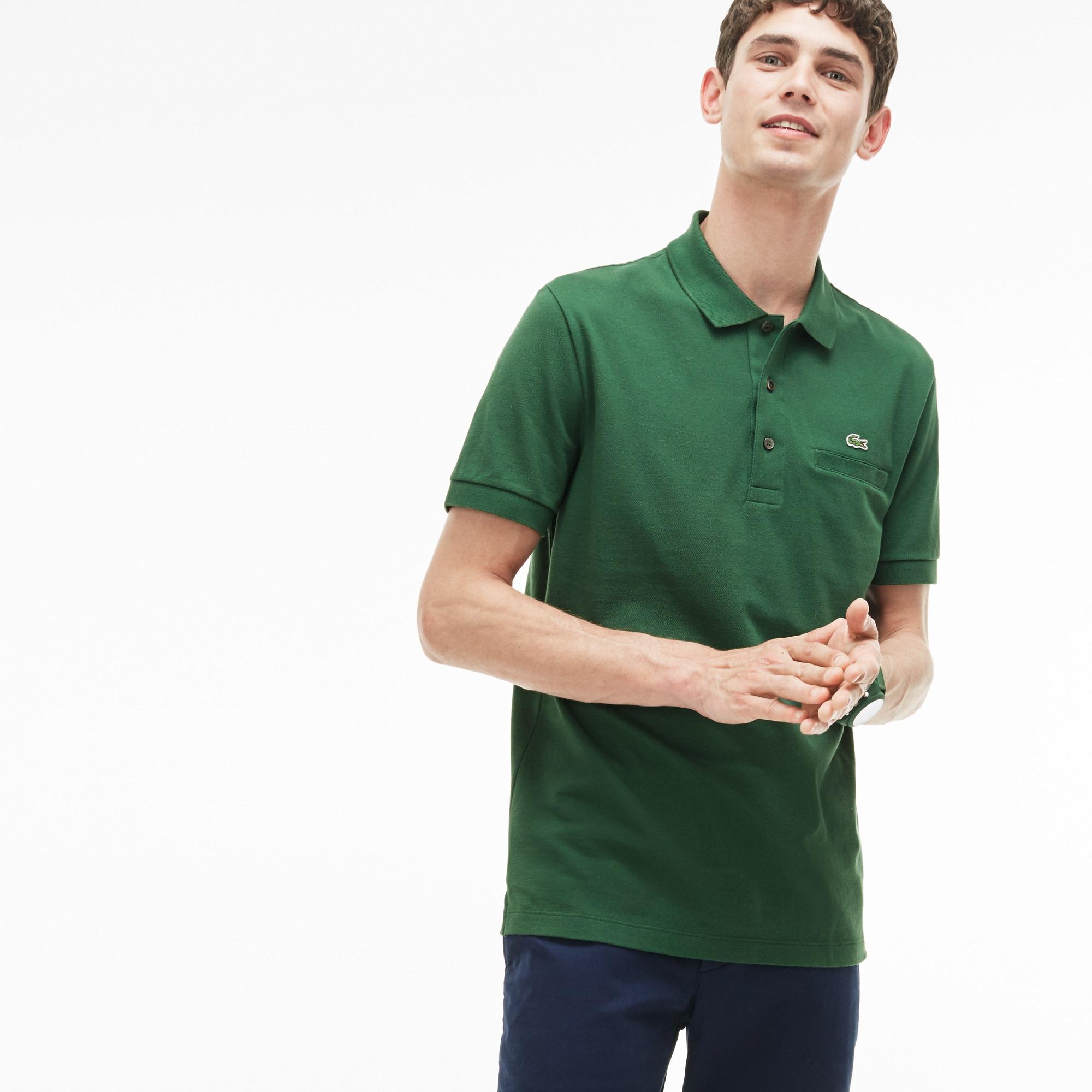Men's Regular Fit Polo