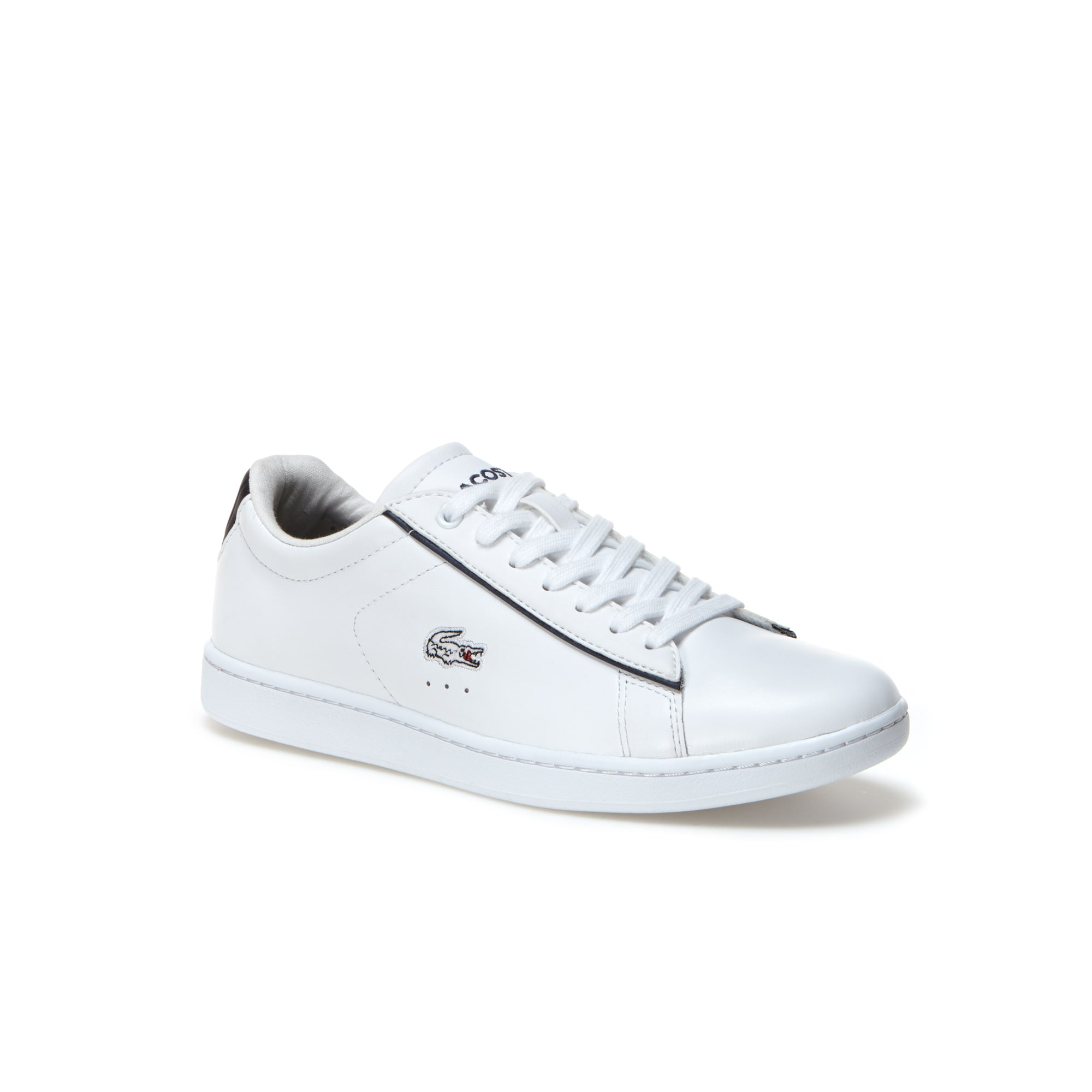 Women's Carnaby Evo Leather And Metallic Accent Sneakers
