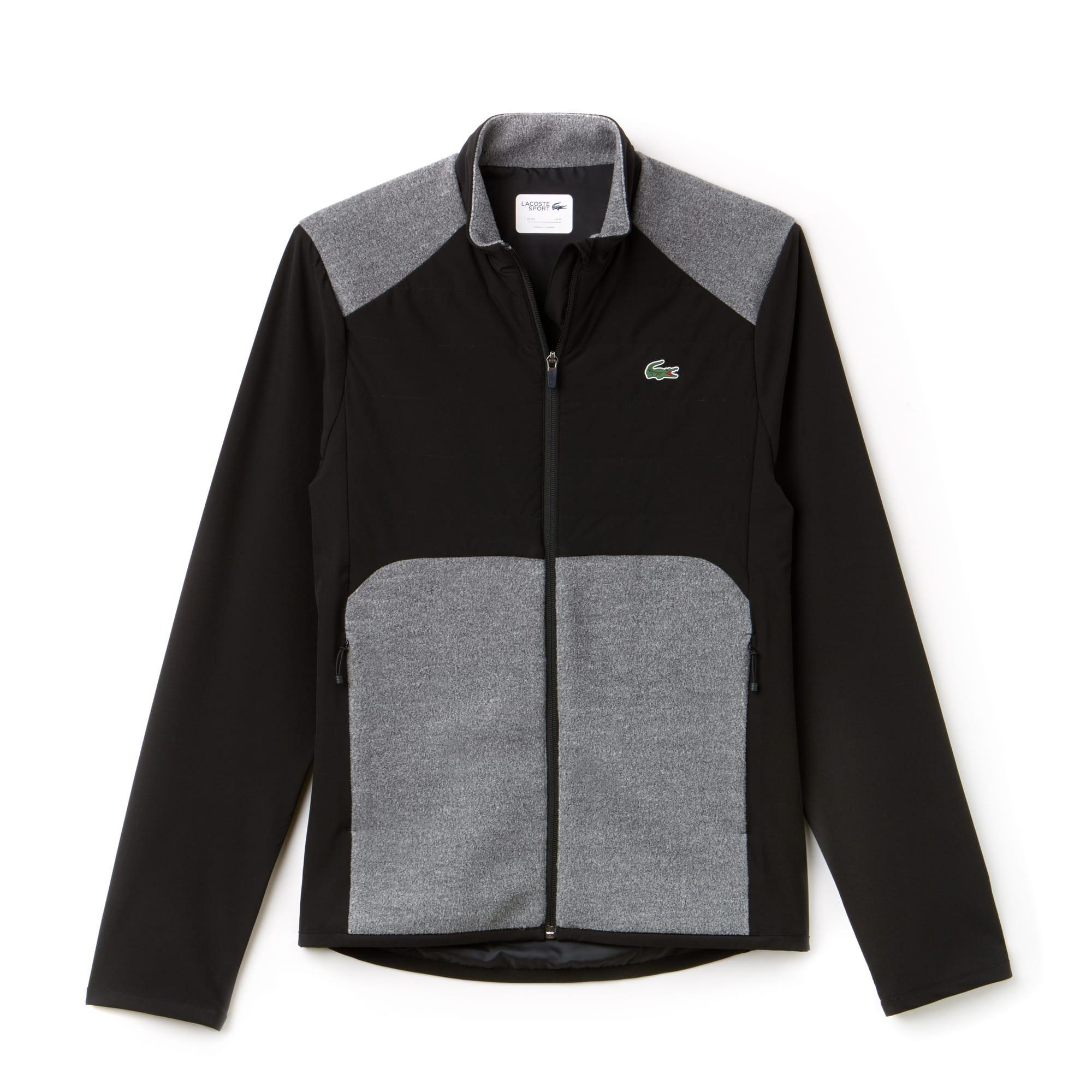 Men's SPORT Water-Resistant Bi-Material Golf Jacket