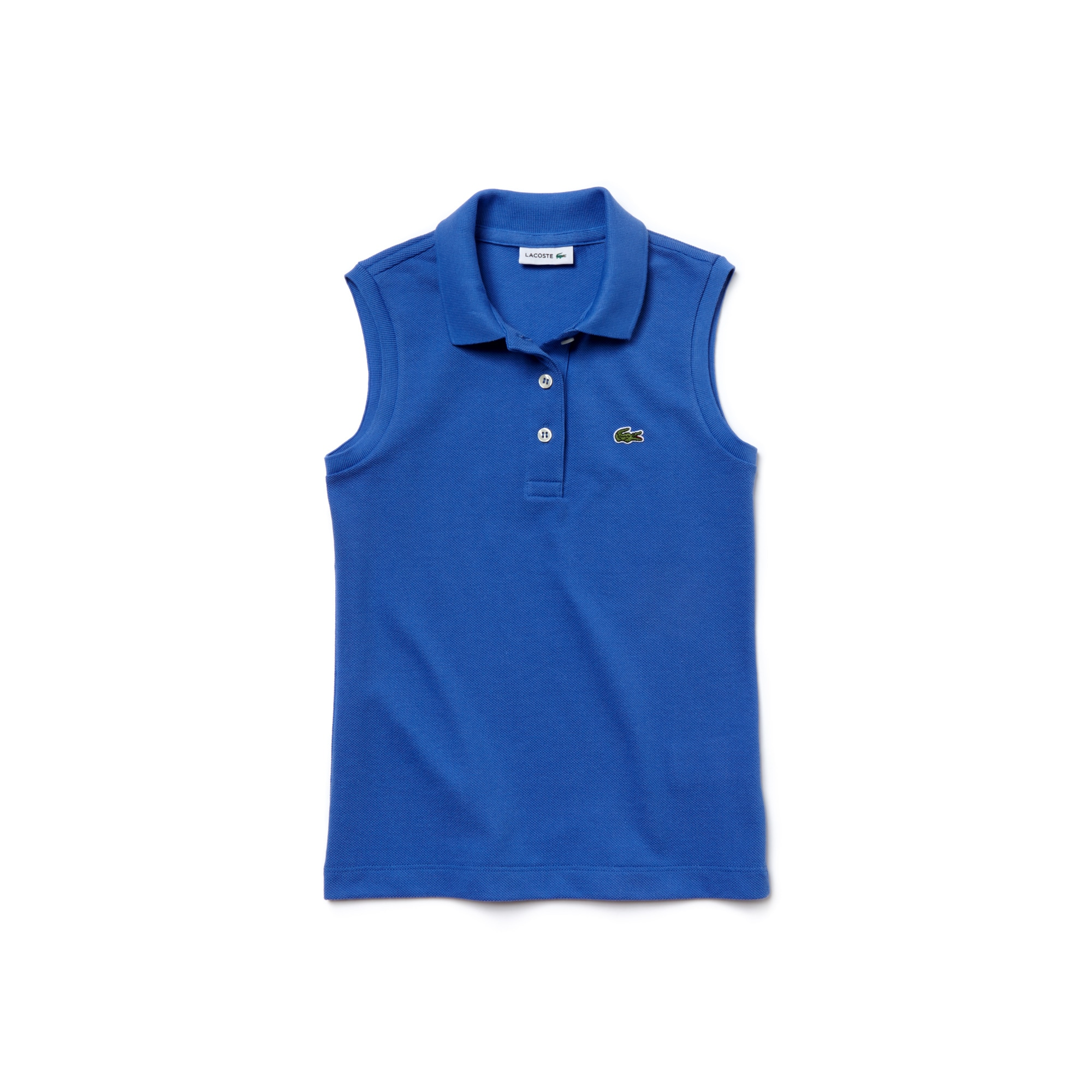 Girl's Piqué Polo Shirt