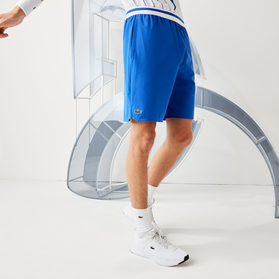 Men's SPORT x Novak Djokovic Stretch Taffeta Shorts