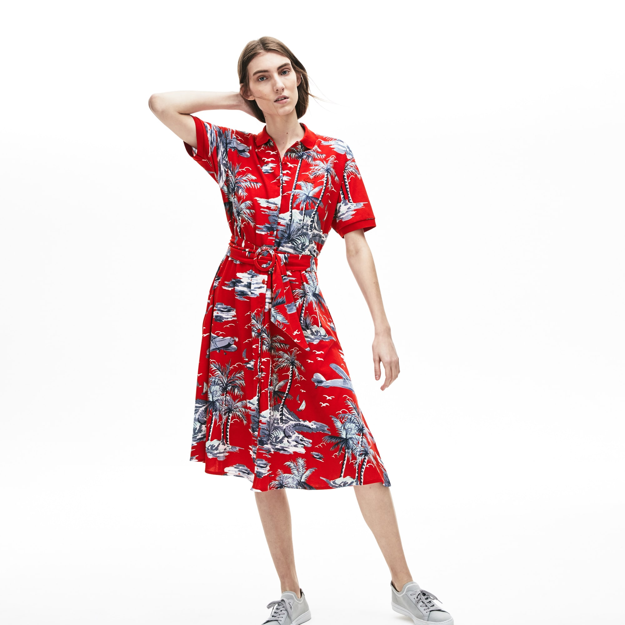 fc5bdf5c Dresses and Skirts | Women's Clothing | LACOSTE