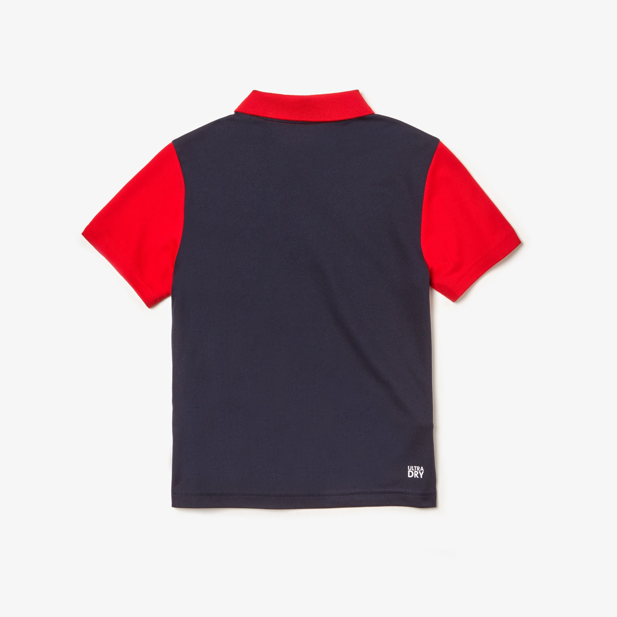 Boys' SPORT Color-Block Breathable Piqué Polo