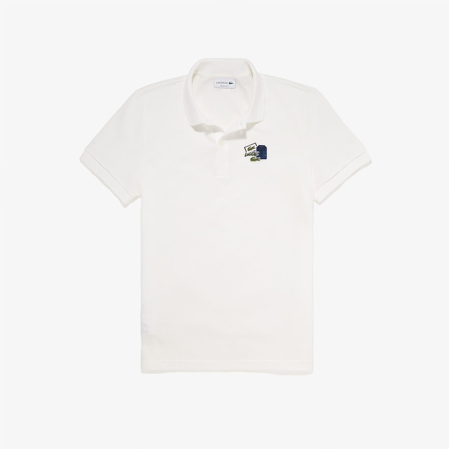 Men's Lacoste Regular Fit Cotton Piqué Polo Shirt