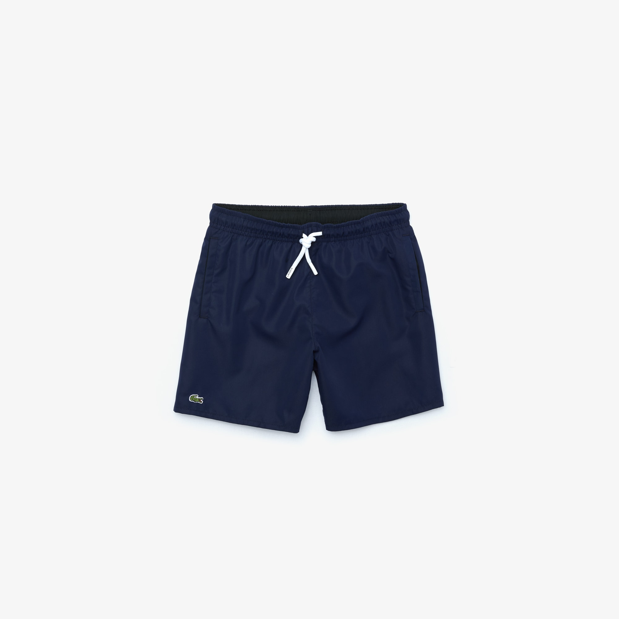 라코스테 Lacoste Boys' Classic Swim Trunks