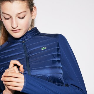 Women's SPORT Quilted Technical Golf Jacket