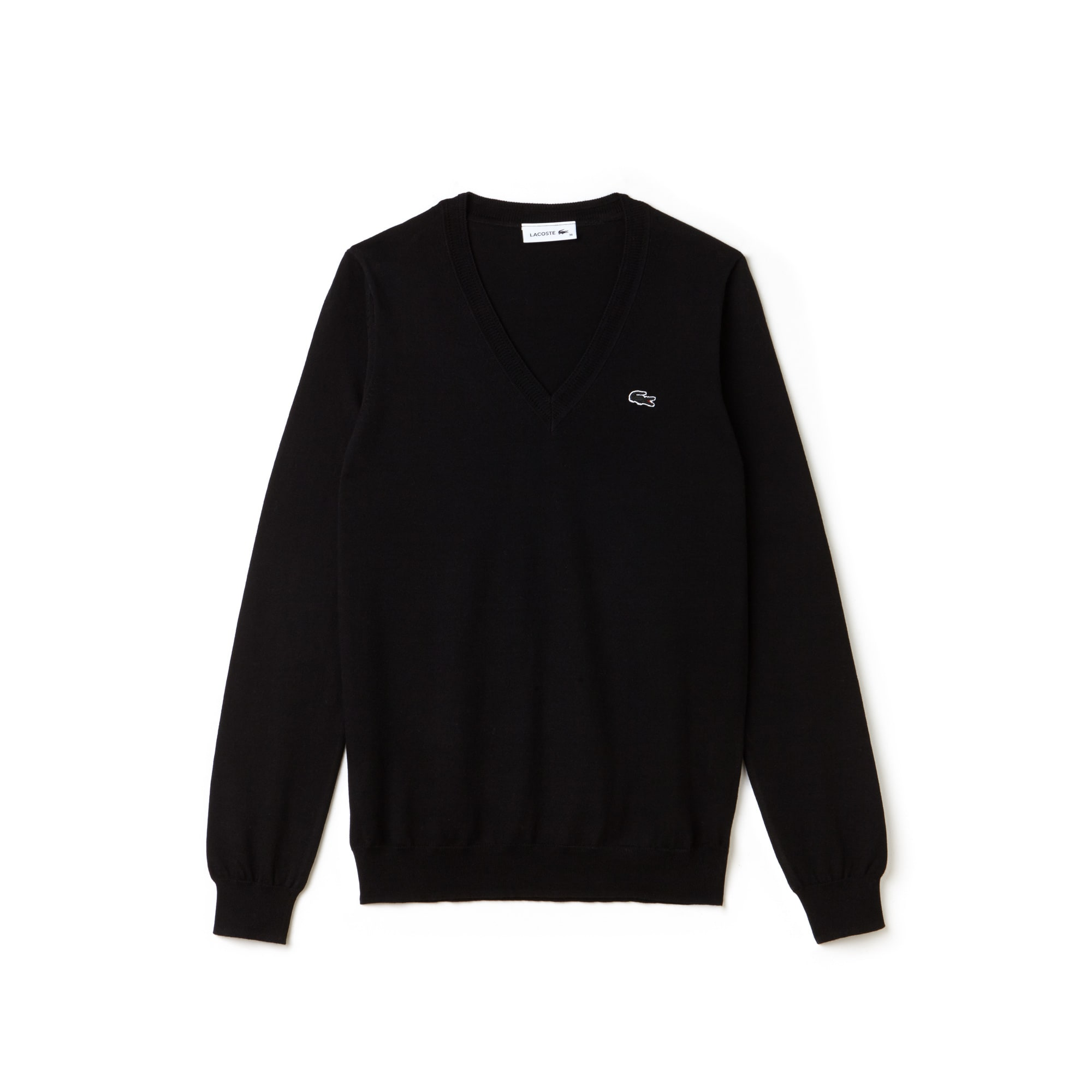 Black V-Neck