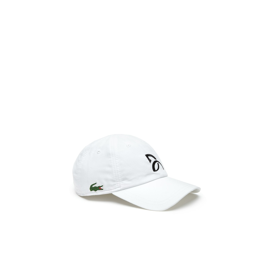 Men S Support With Style Collection For Novak Djokovic Tennis Cap Lacoste