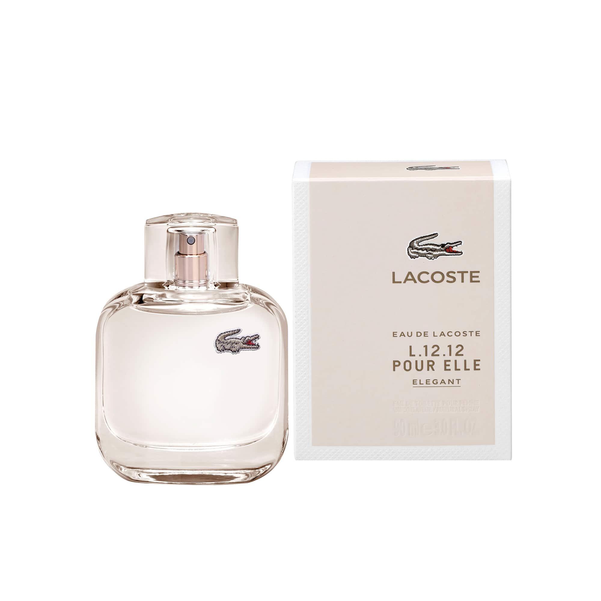 Lacoste Womens L.12.12 Pour Elle Elegant 3.0 Spray