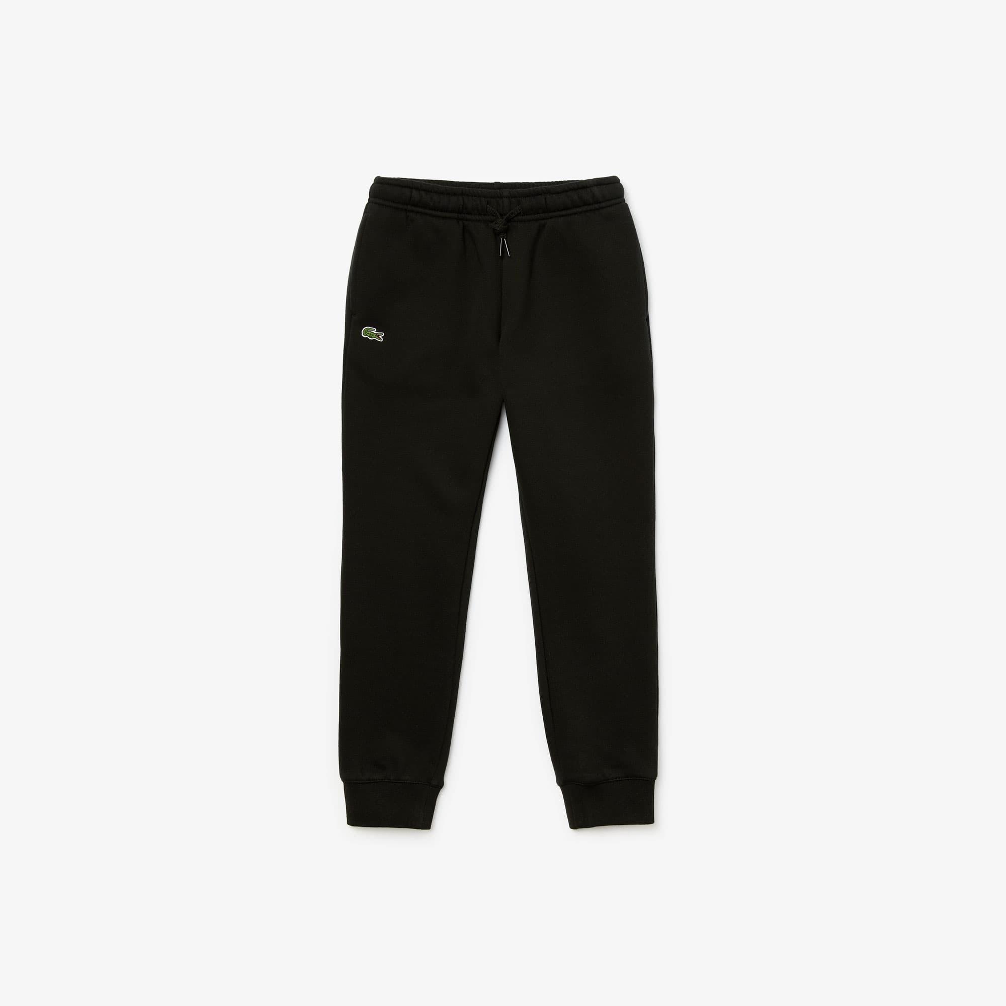 라코스테 Lacoste Boys SPORT Fleece Sweatpants