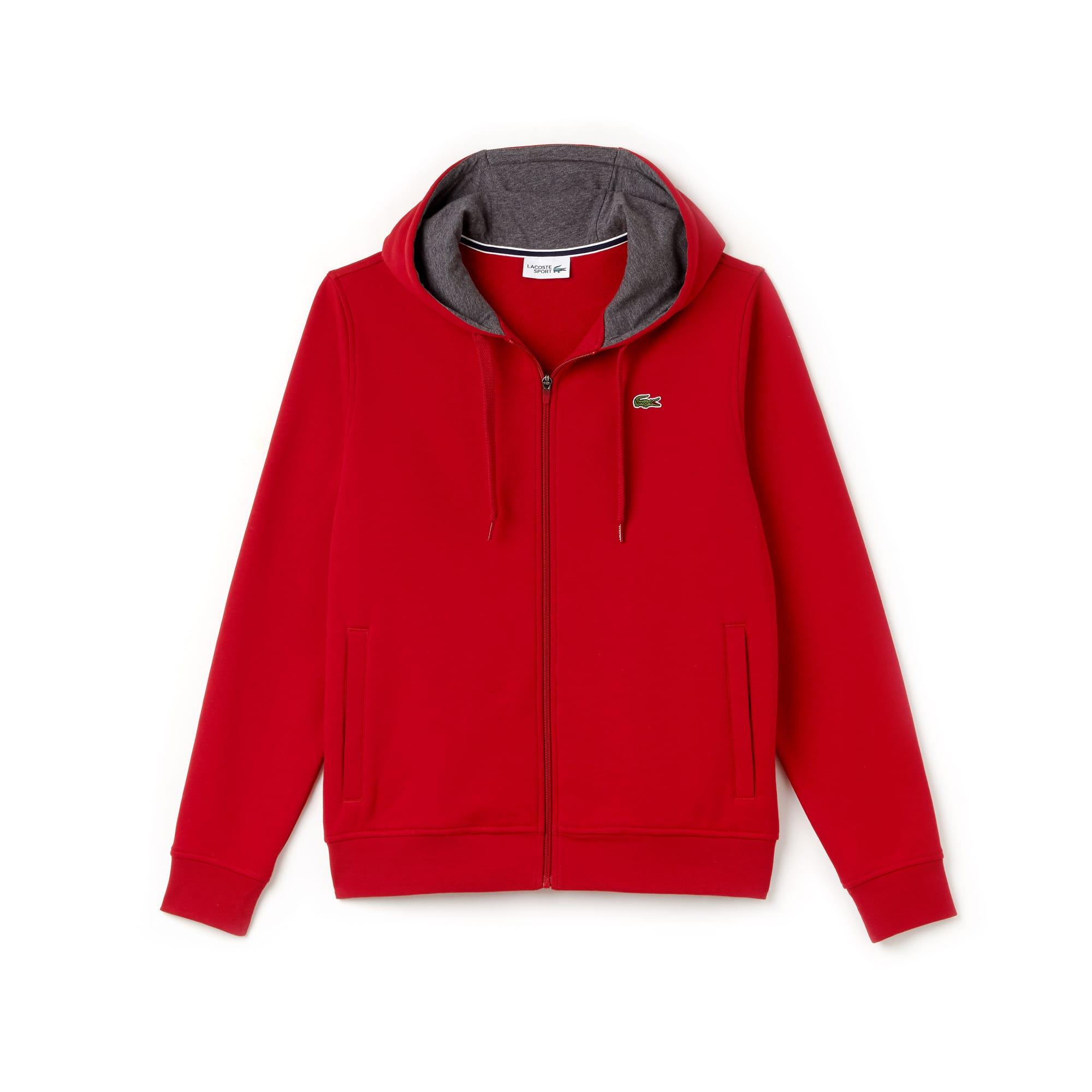 Men's Sport Hoodie Fleece Tennis Sweatshirt