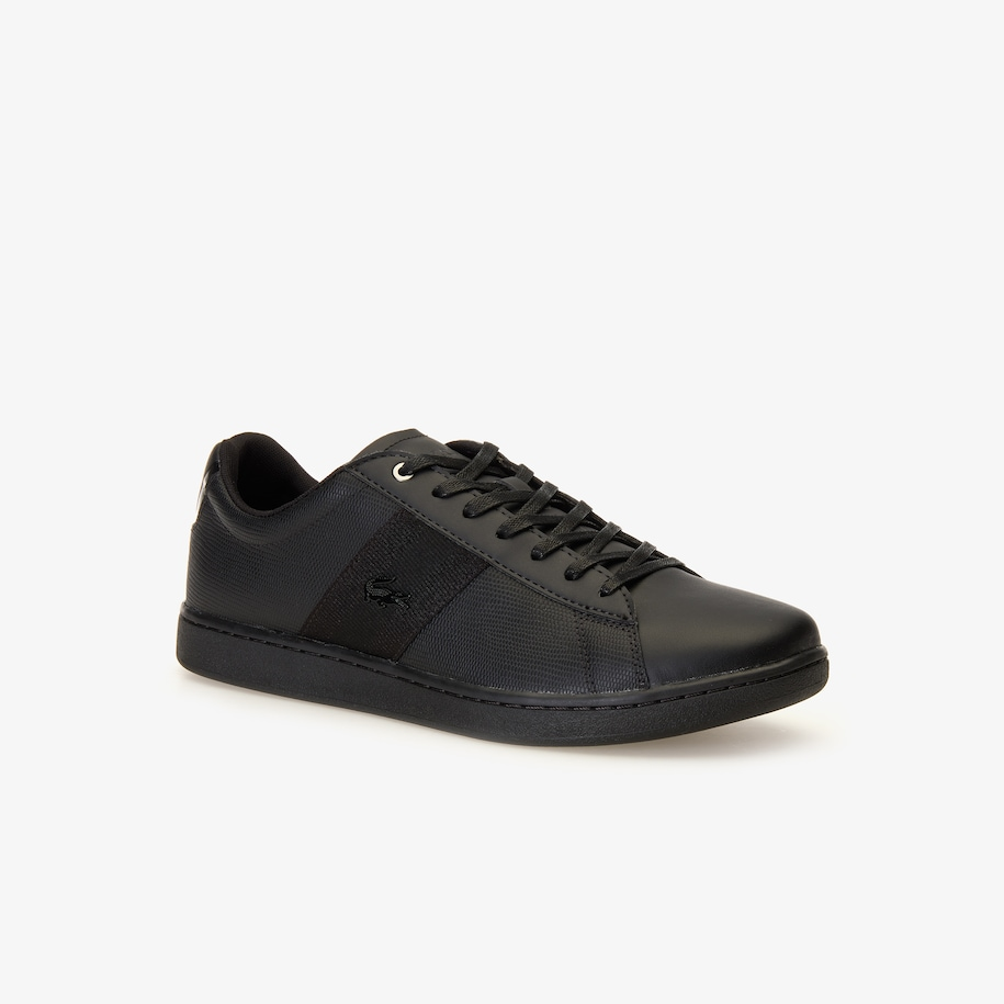 Men's Carnaby Evo Webbed Leather Sneakers