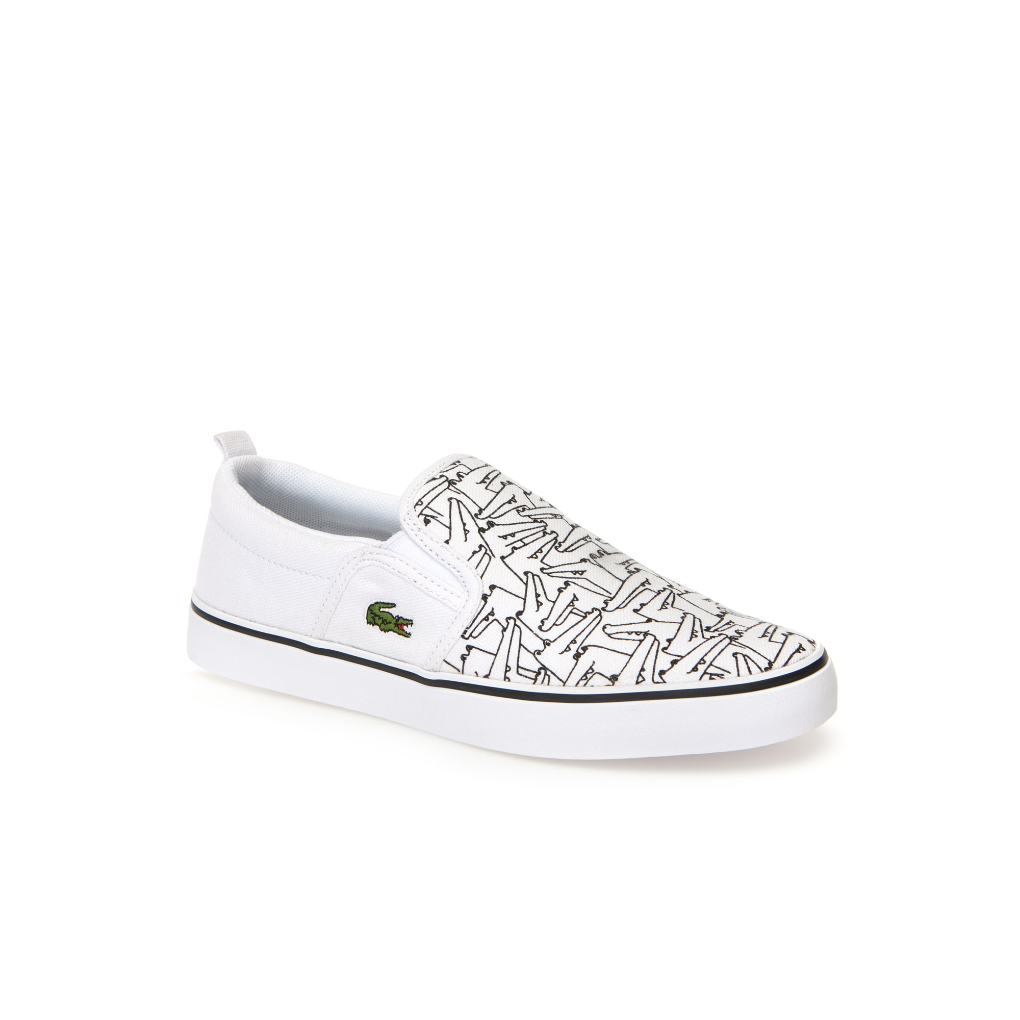 Children's Gazon Canvas Slip-ons