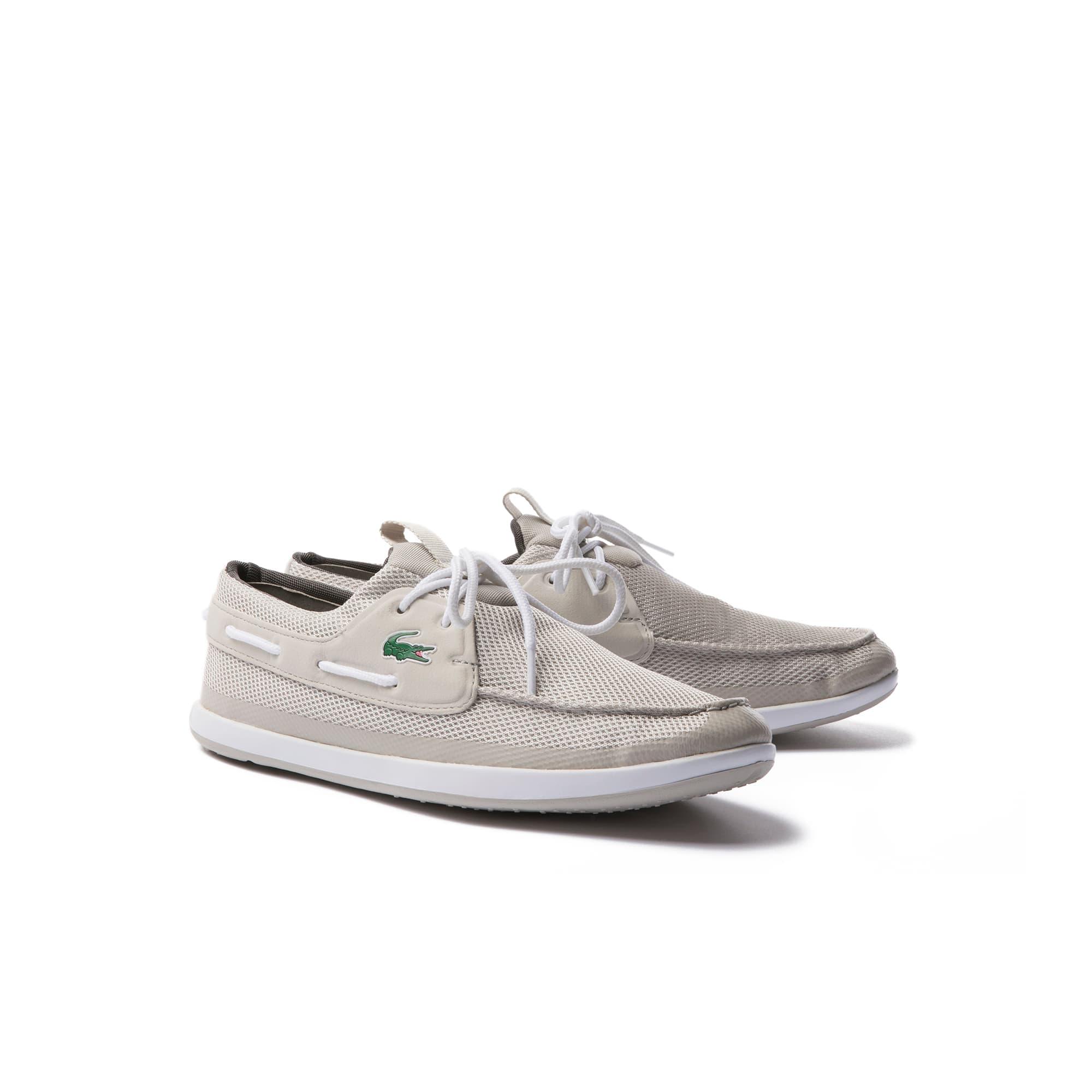 ae646bfcaa22 Men s Landsailing Textile Boat Shoes