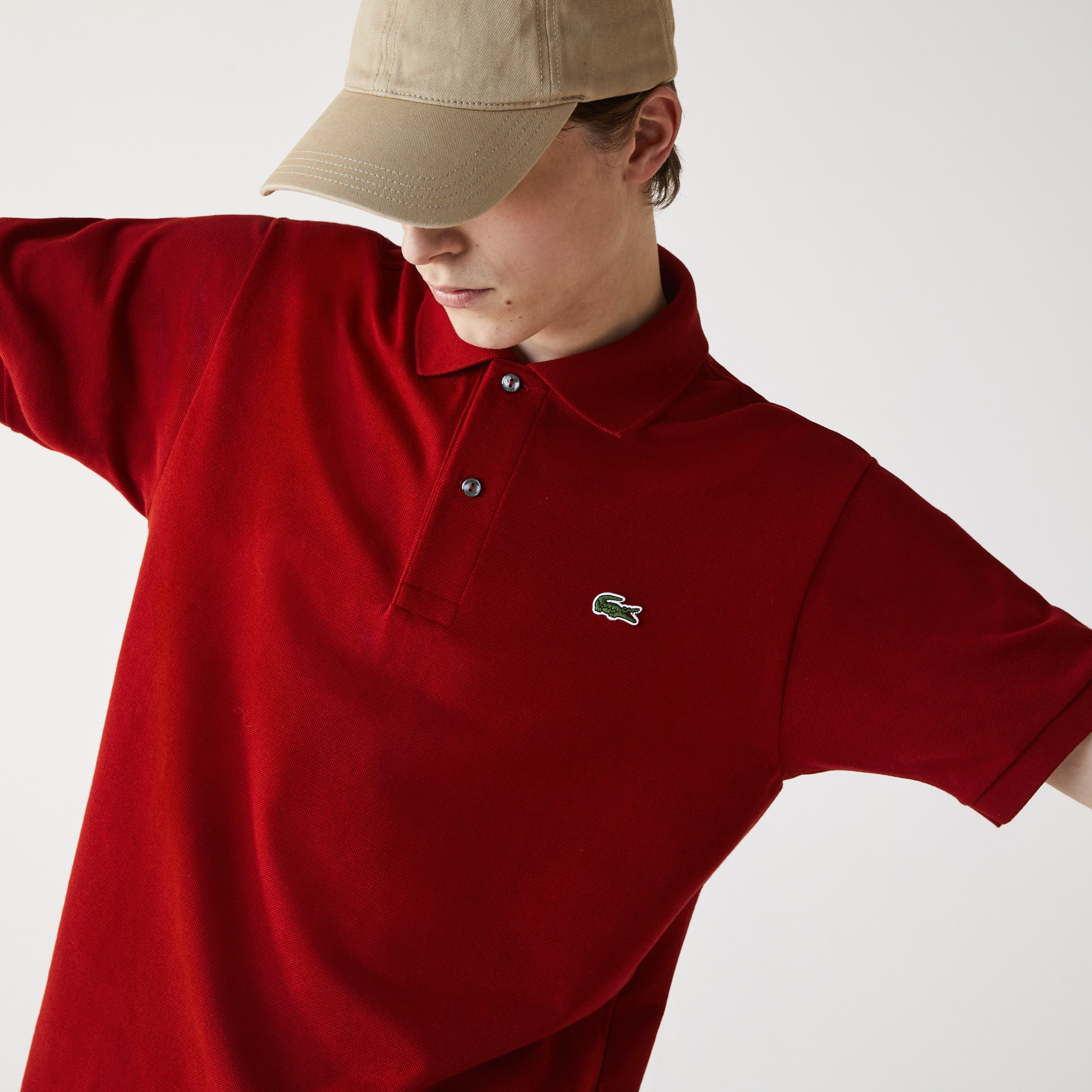 Lacoste Mens Classic Fit L.12.12 Polo Shirt