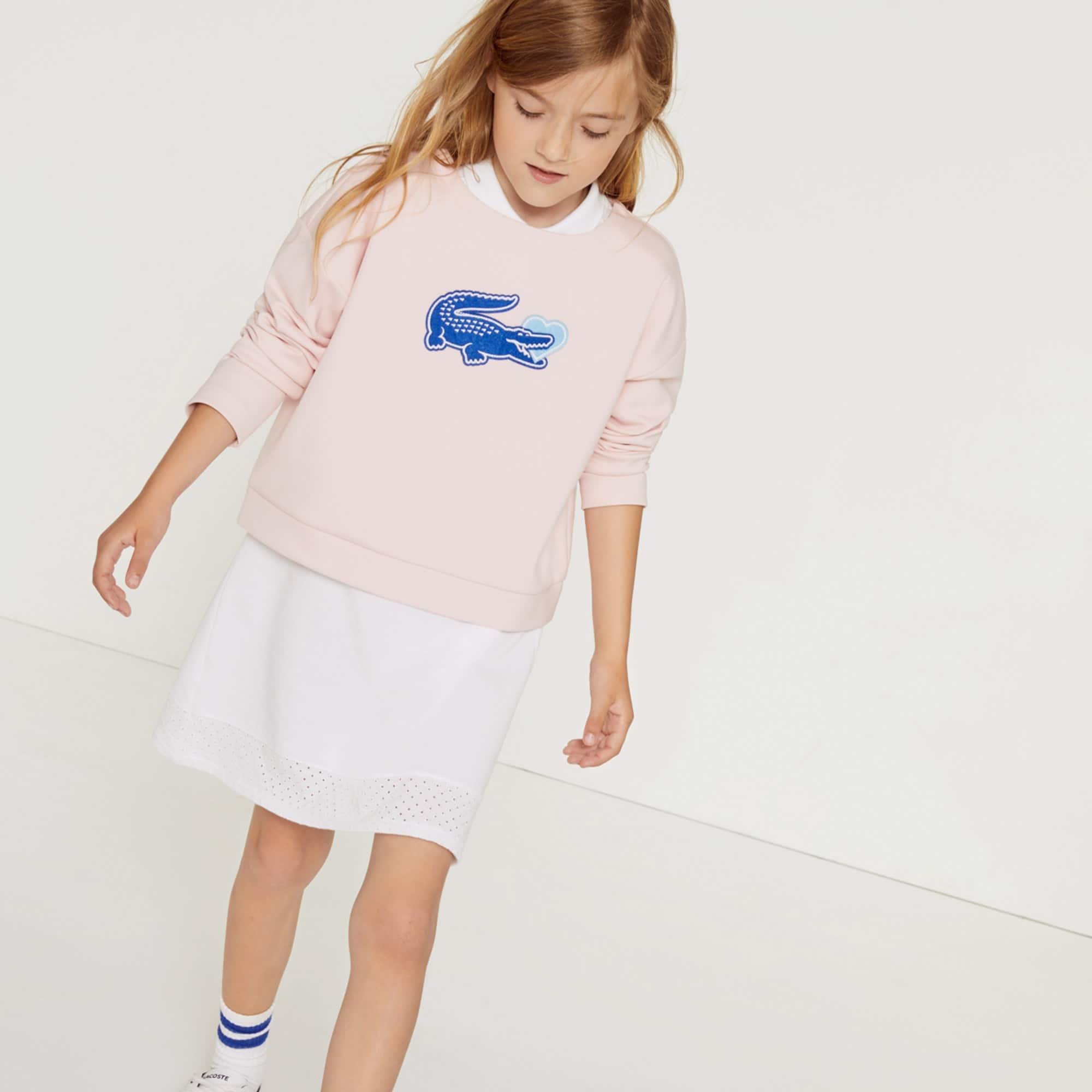 Girls' Stretch Fleece Sweatshirt