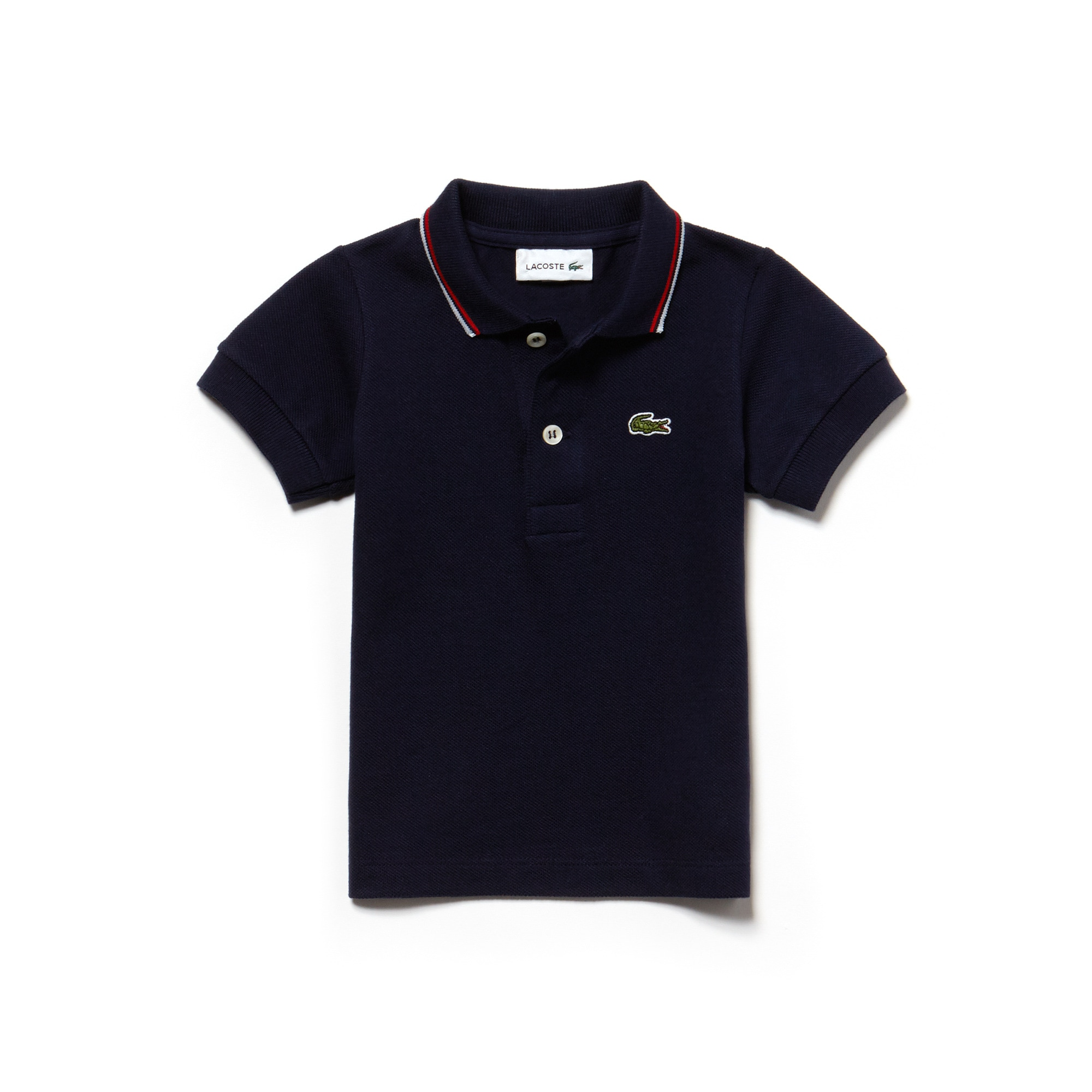 Two-Ply Petit Piqué Polo Set