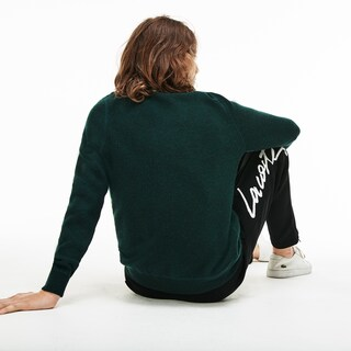 Unisex LIVE Reversible Wool Jersey Sweater