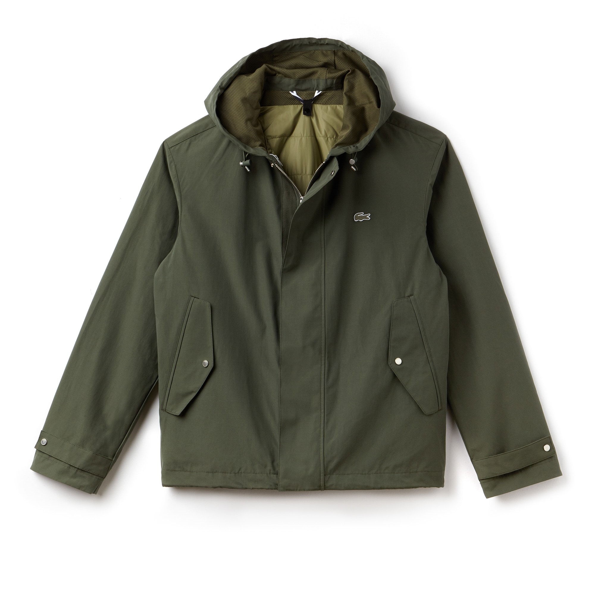 Men's Quilted Hooded 3-in-1 Jacket