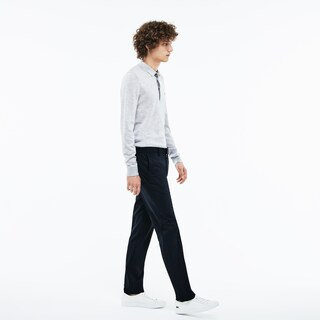 Men's Slim Fit Stretch Twill Chino Pants