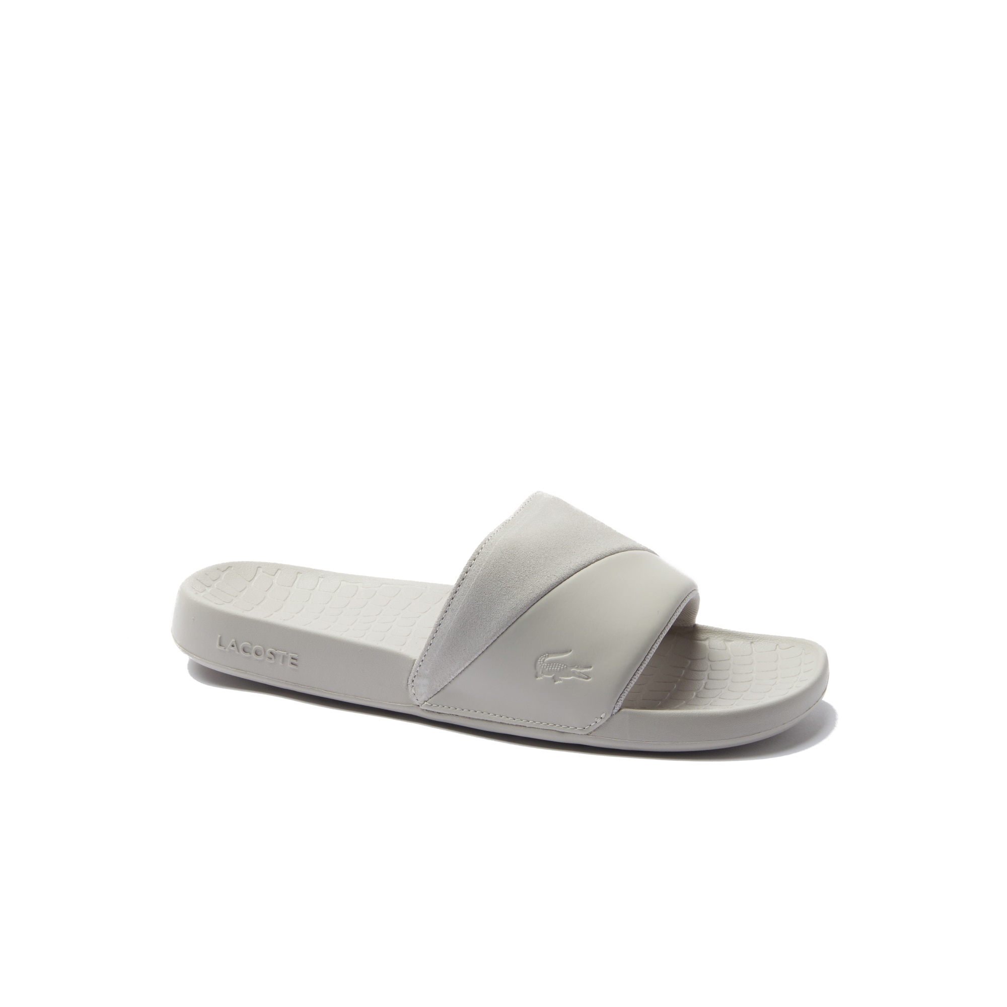 Women's Fraisier Leather and Suede Slides