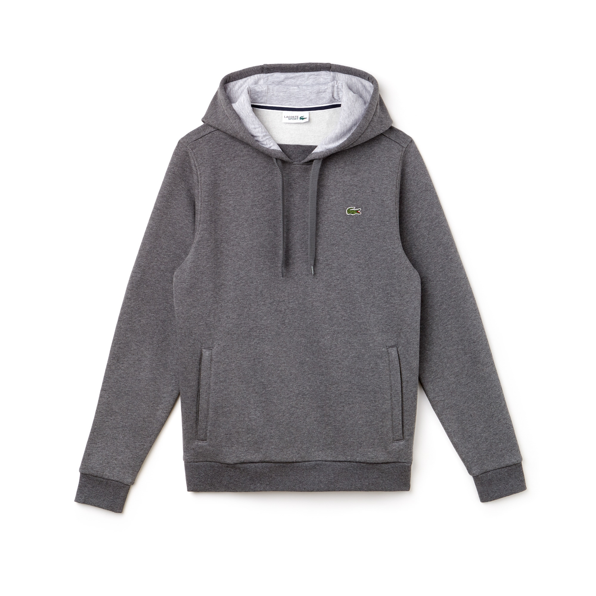Men's Sport Hooded Fleece Tennis Sweatshirt
