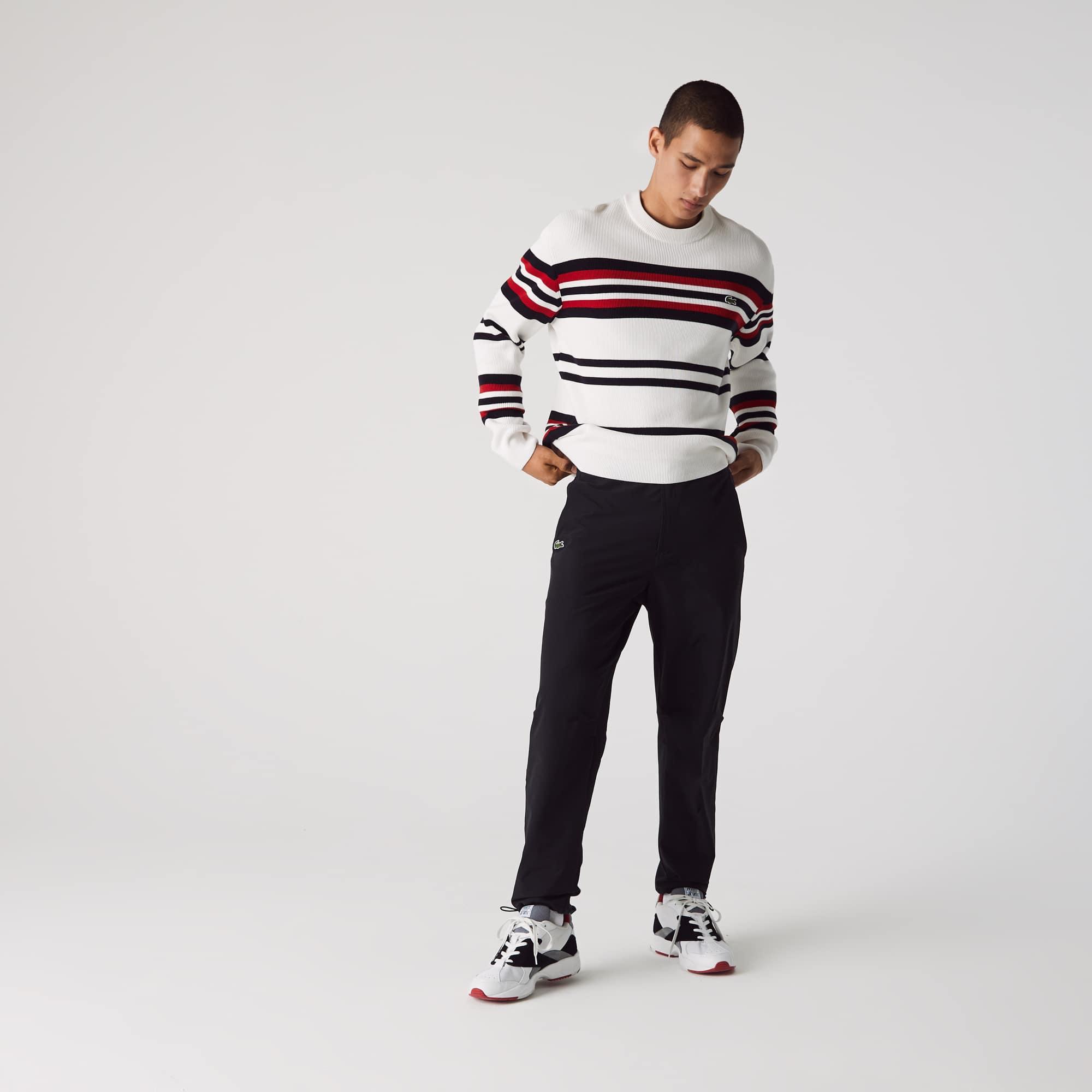 라코스테 스포츠 '랩 미 업 컬렉션' 경량 트랙팬츠 Mens Lacoste SPORT Lightweight Tracksuit Pants,Black • 031