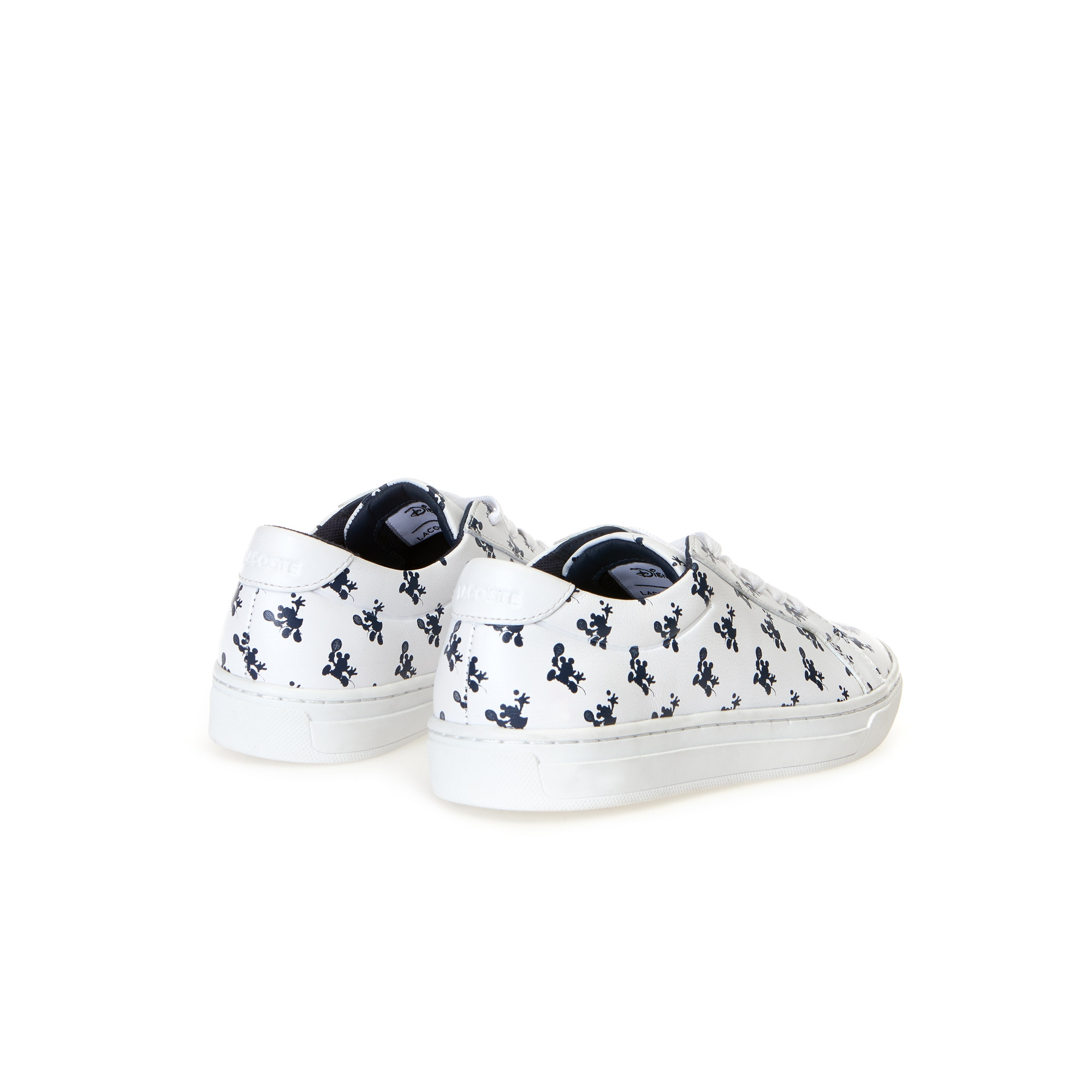 Kids' L.12.12 Lacoste Disney Mickey Trainers