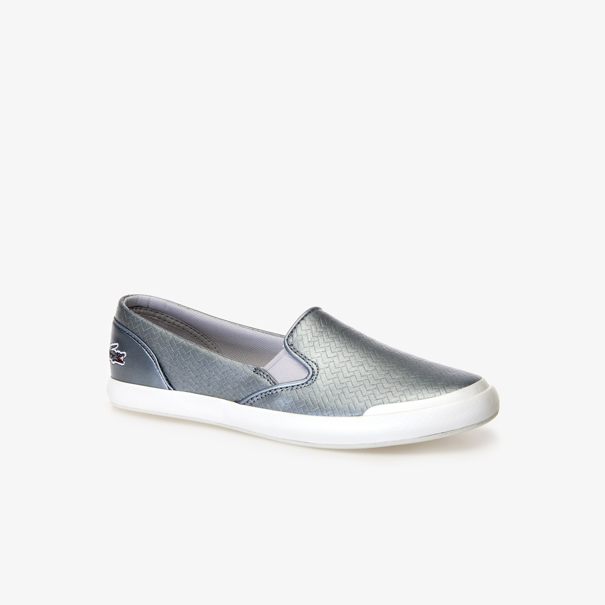 0ad9b1cb3 Women s Lancelle Leather Slip-ons