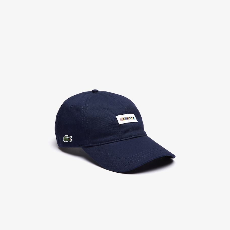 Men's Multicolor-Logo Cotton Cap