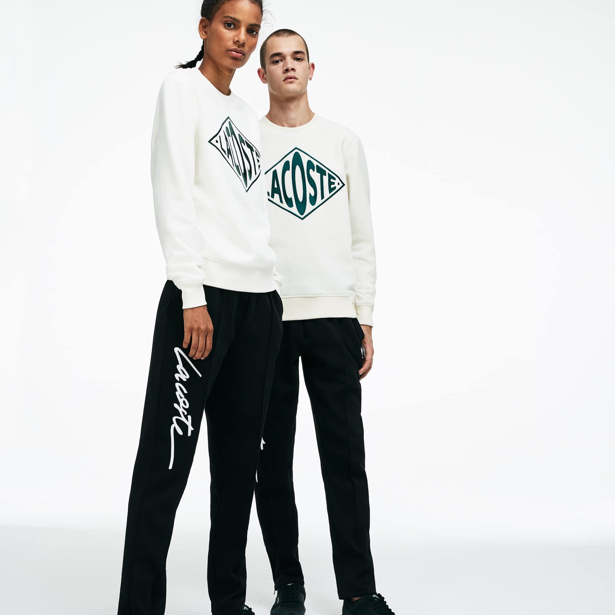 Unisex LIVE Embroidered Fleece Urban Jogging Pants