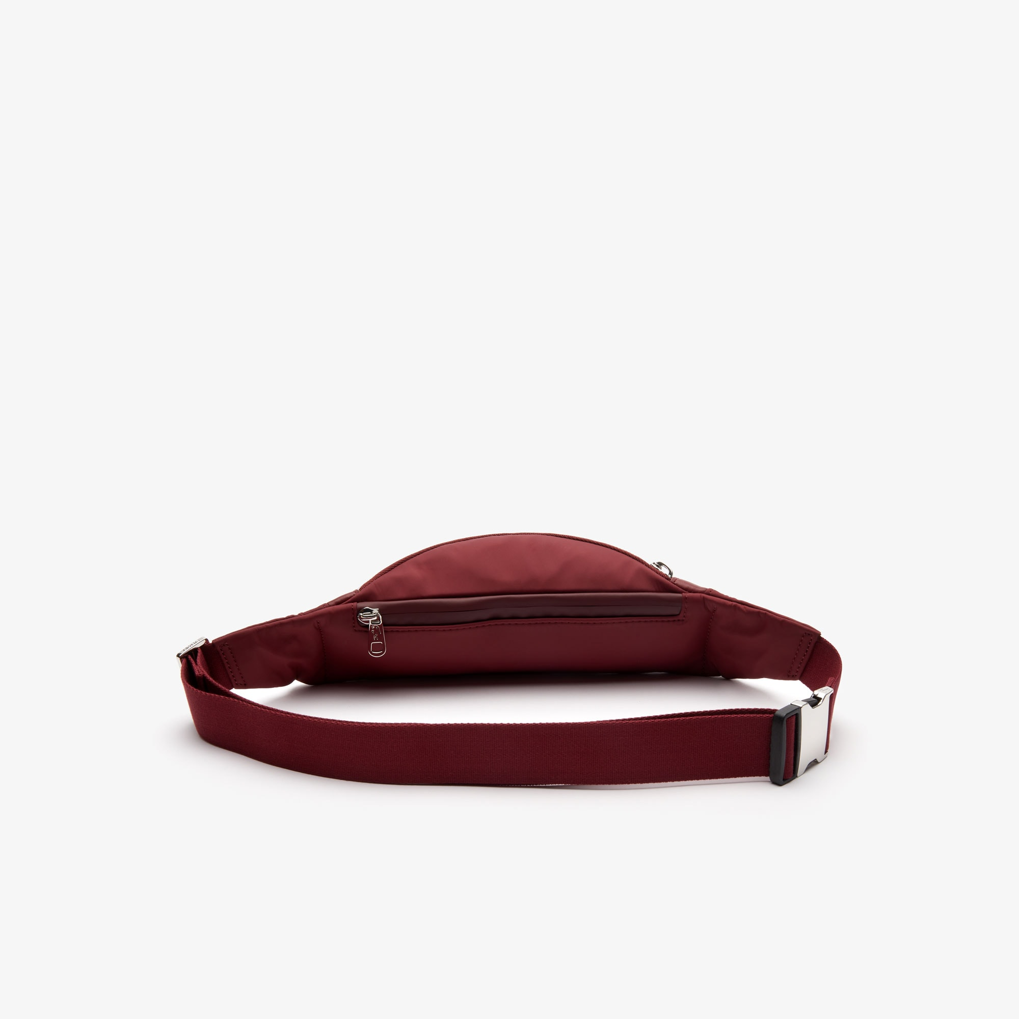 Men's L.12.12 Signature Leather Zip Fanny Pack