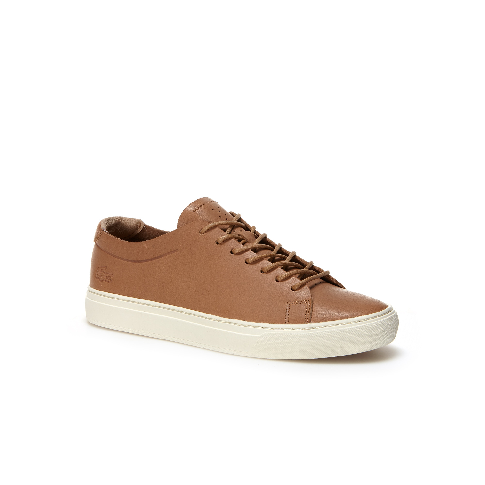Men's L.12.12 Unlined Leather Trainers