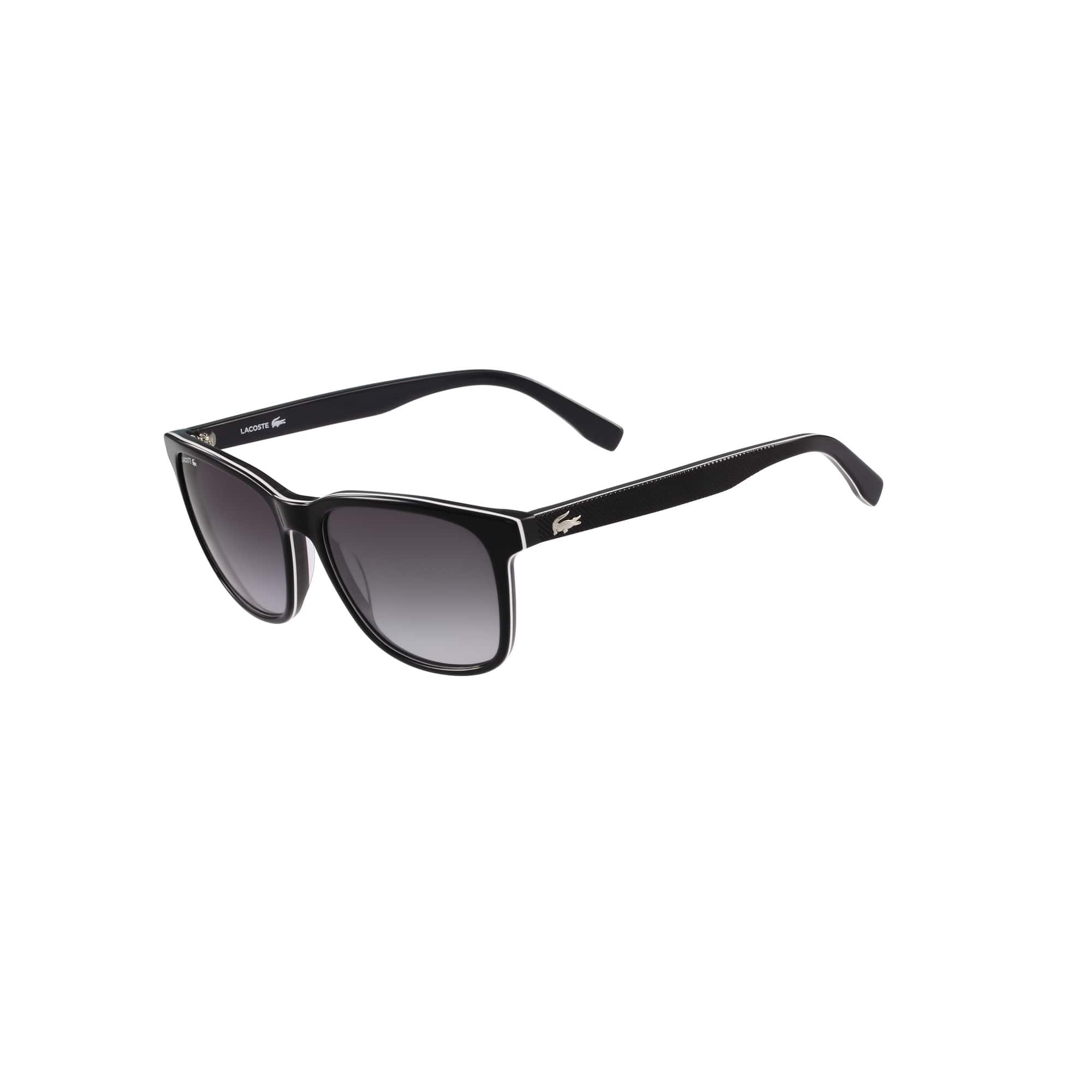 Unisex Multilayer Piqué Sunglasses 515188c9ee